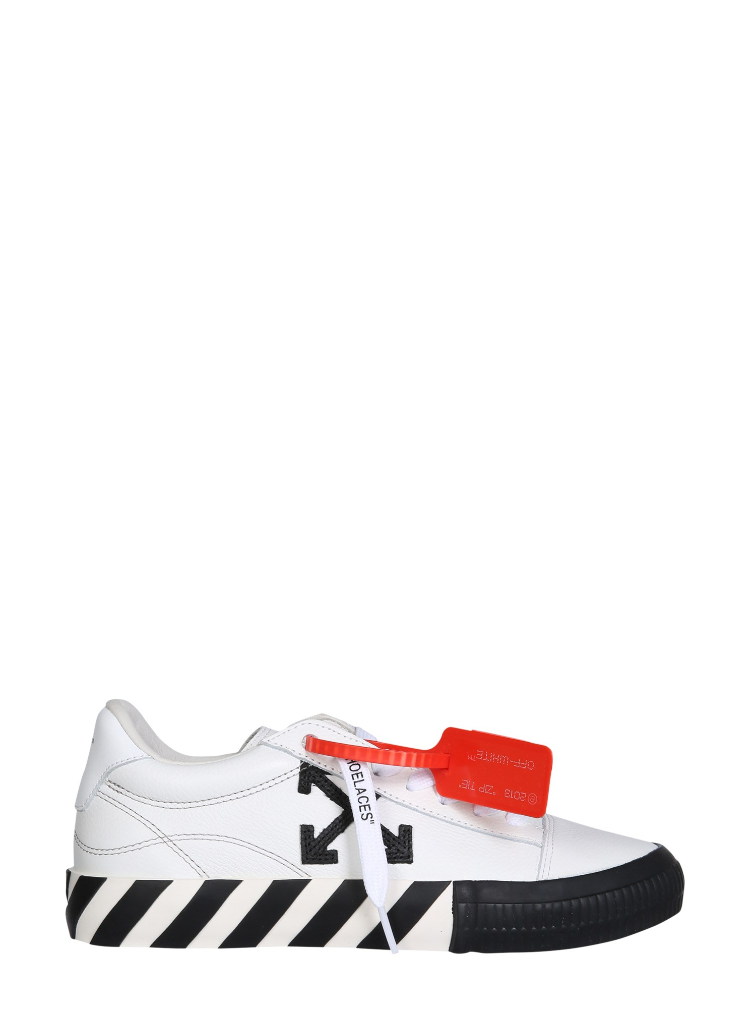Off-White Low tops LOW VULCANIZED SNEAKERS