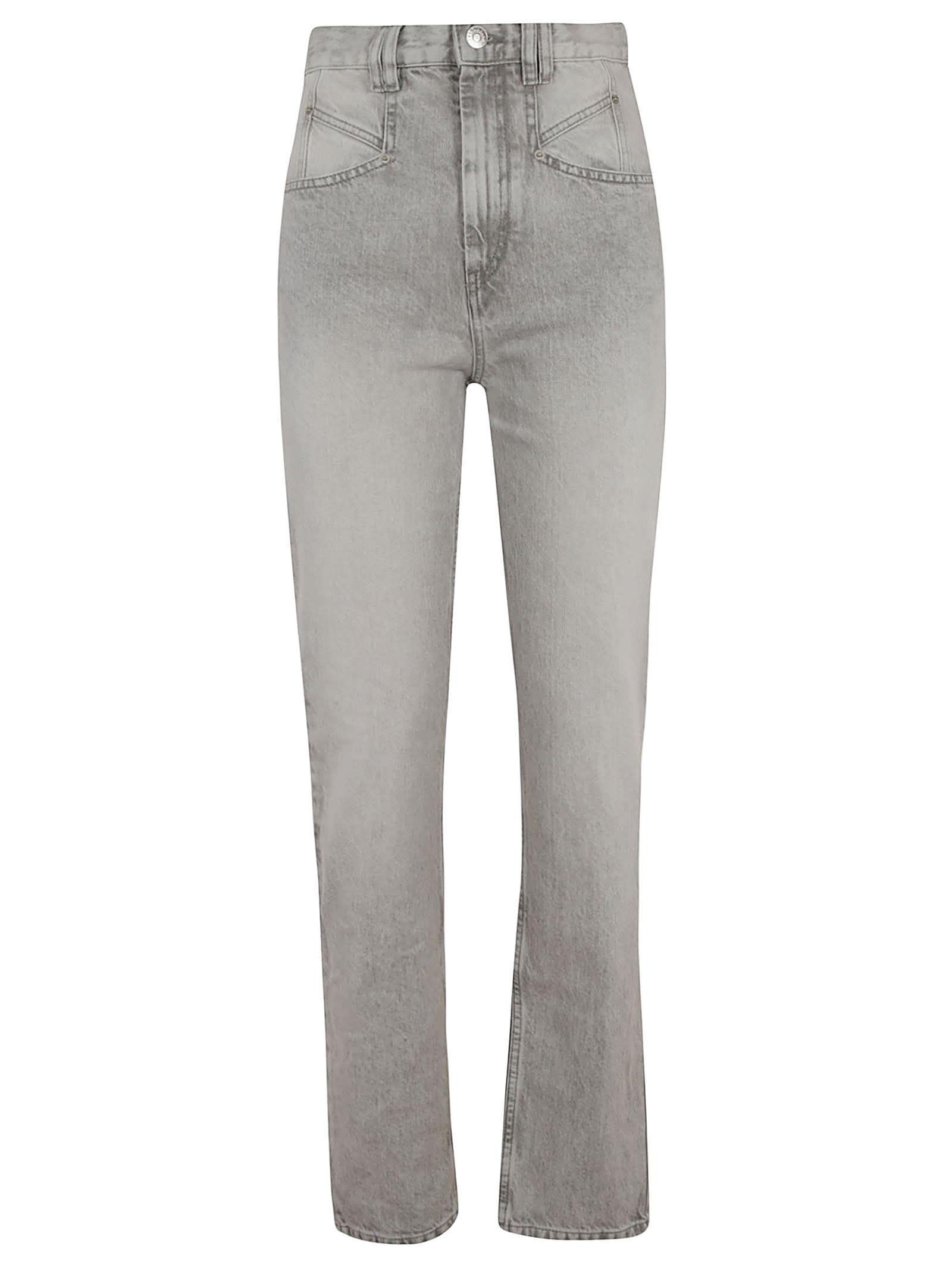 Isabel Marant High Waist Jeans