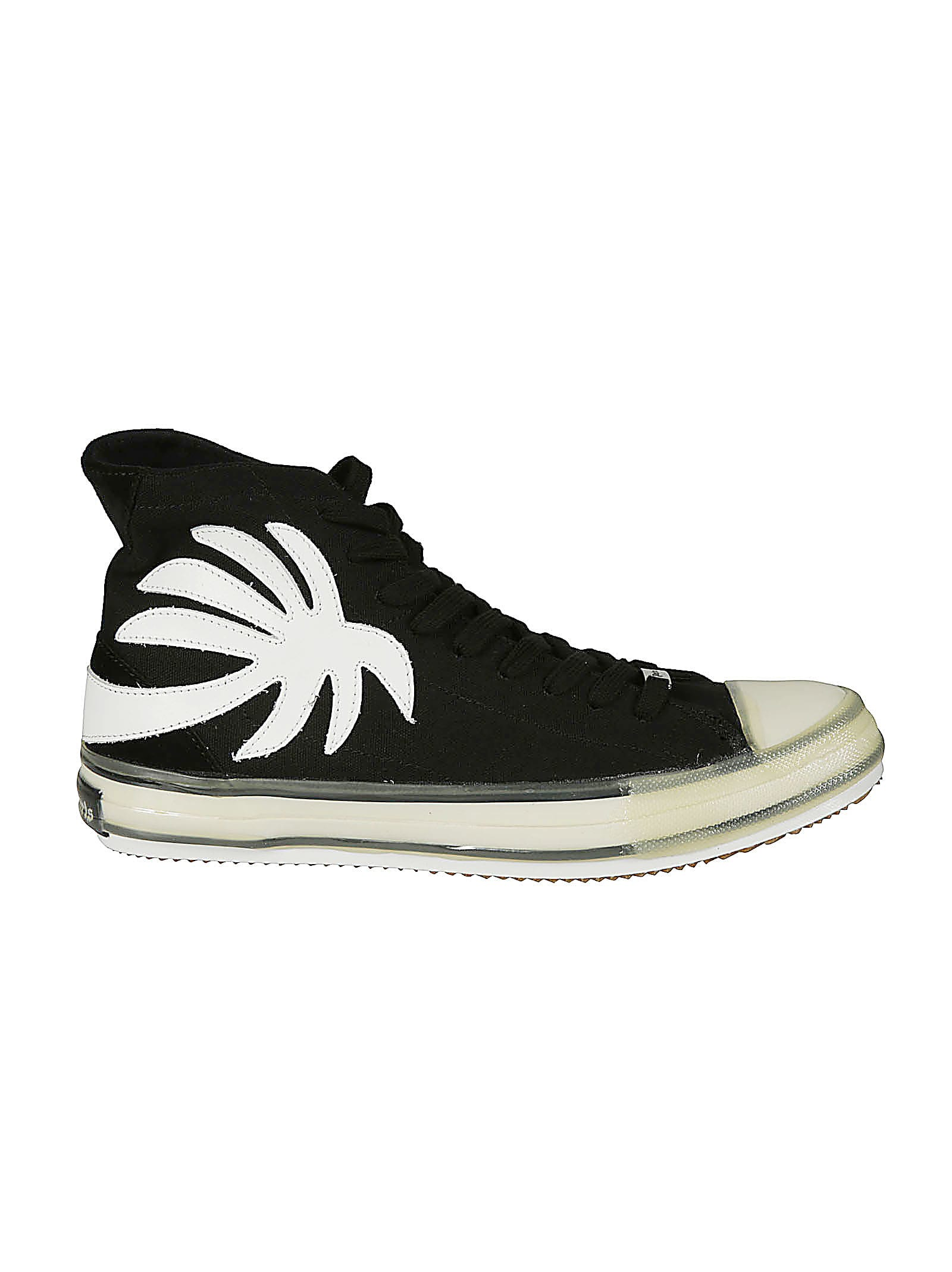 Palm Angels VULCAN HIGH TOP SNEAKERS