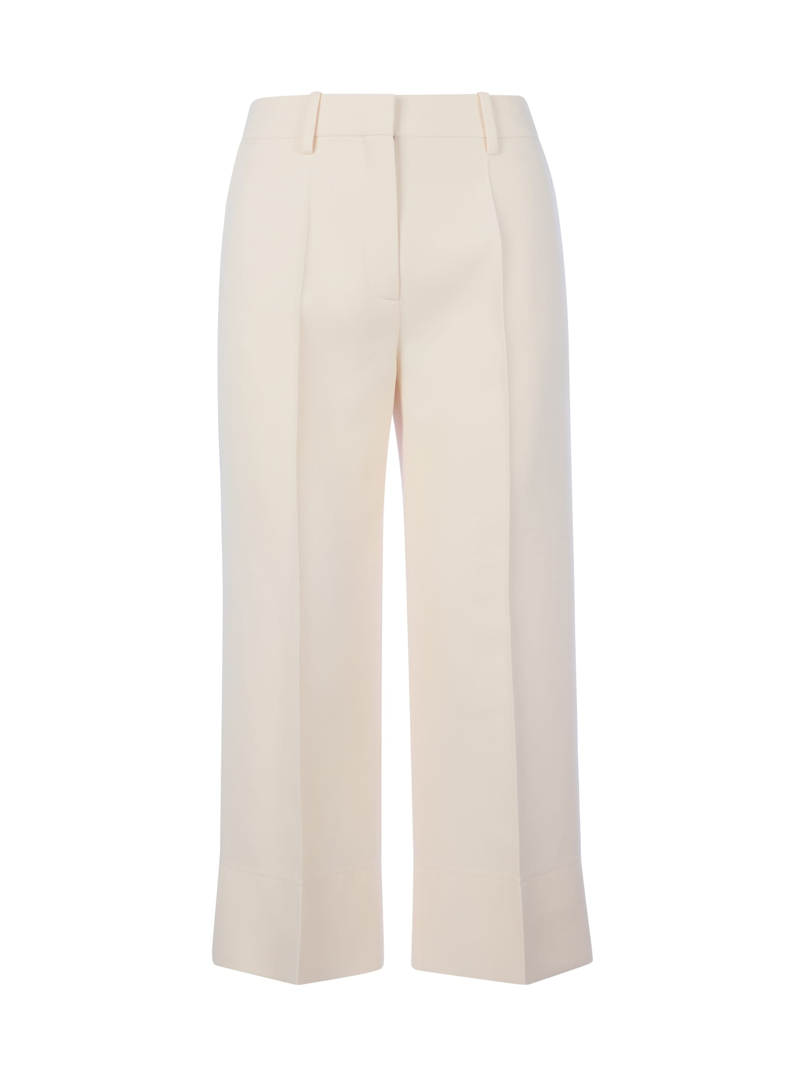 Valentino Crop Largo Pants