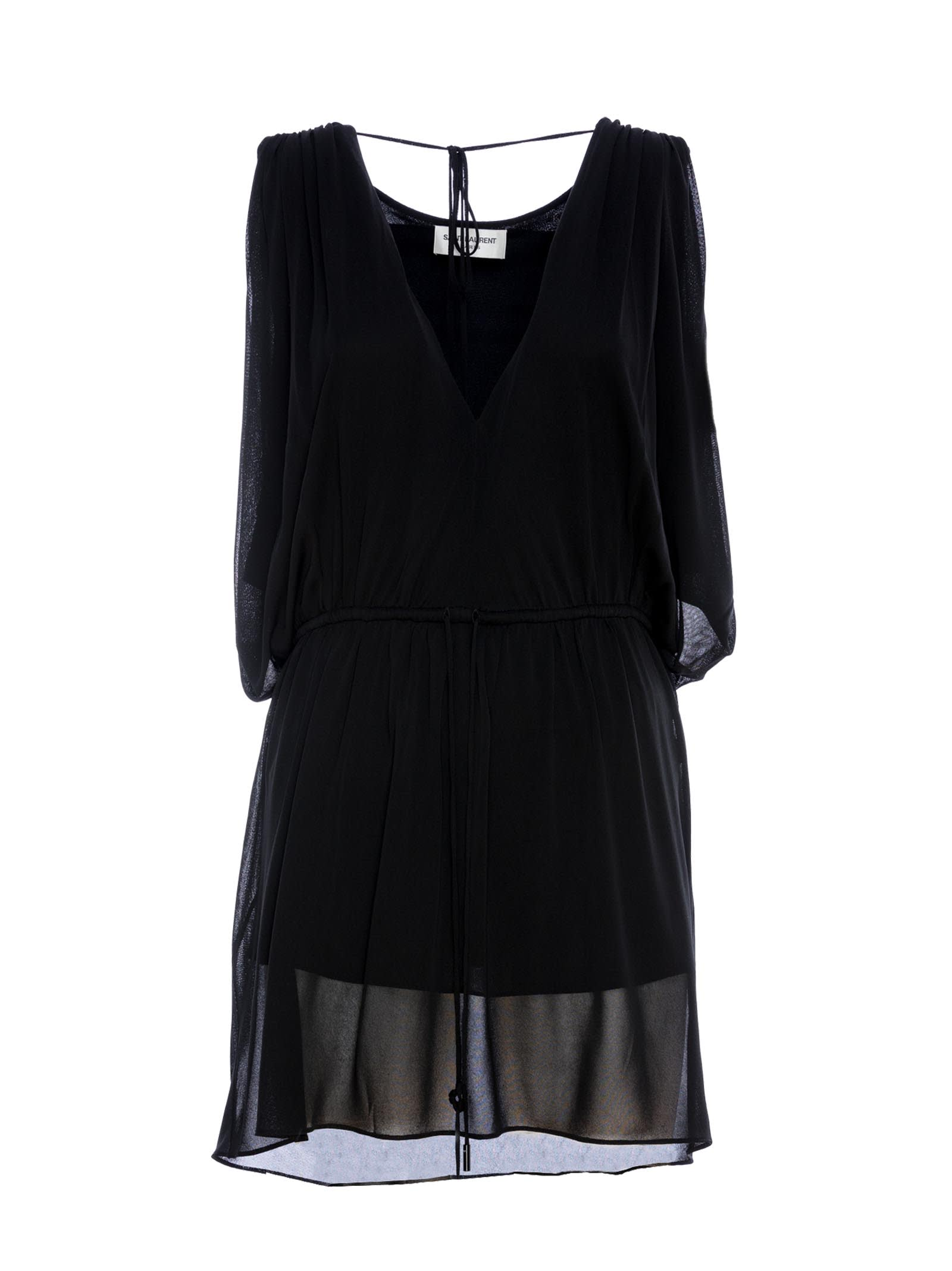 Saint Laurent Saint Laurent Sleeveless Dress