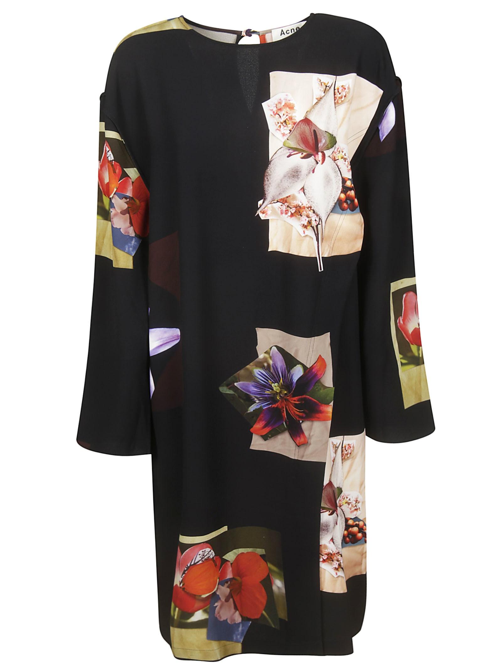 Acne Studios Printed Dress