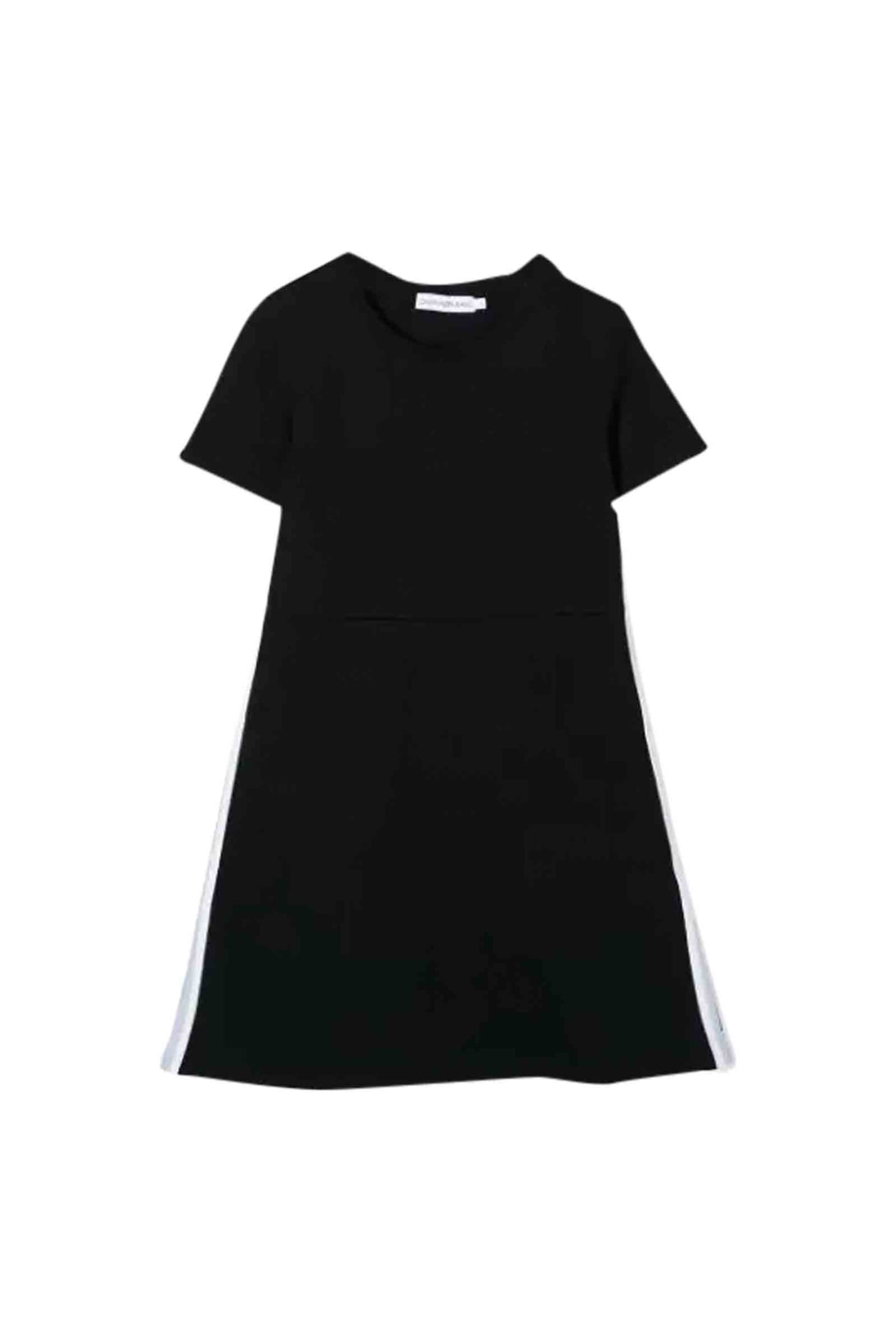 Calvin Klein Short Sleeve Dress