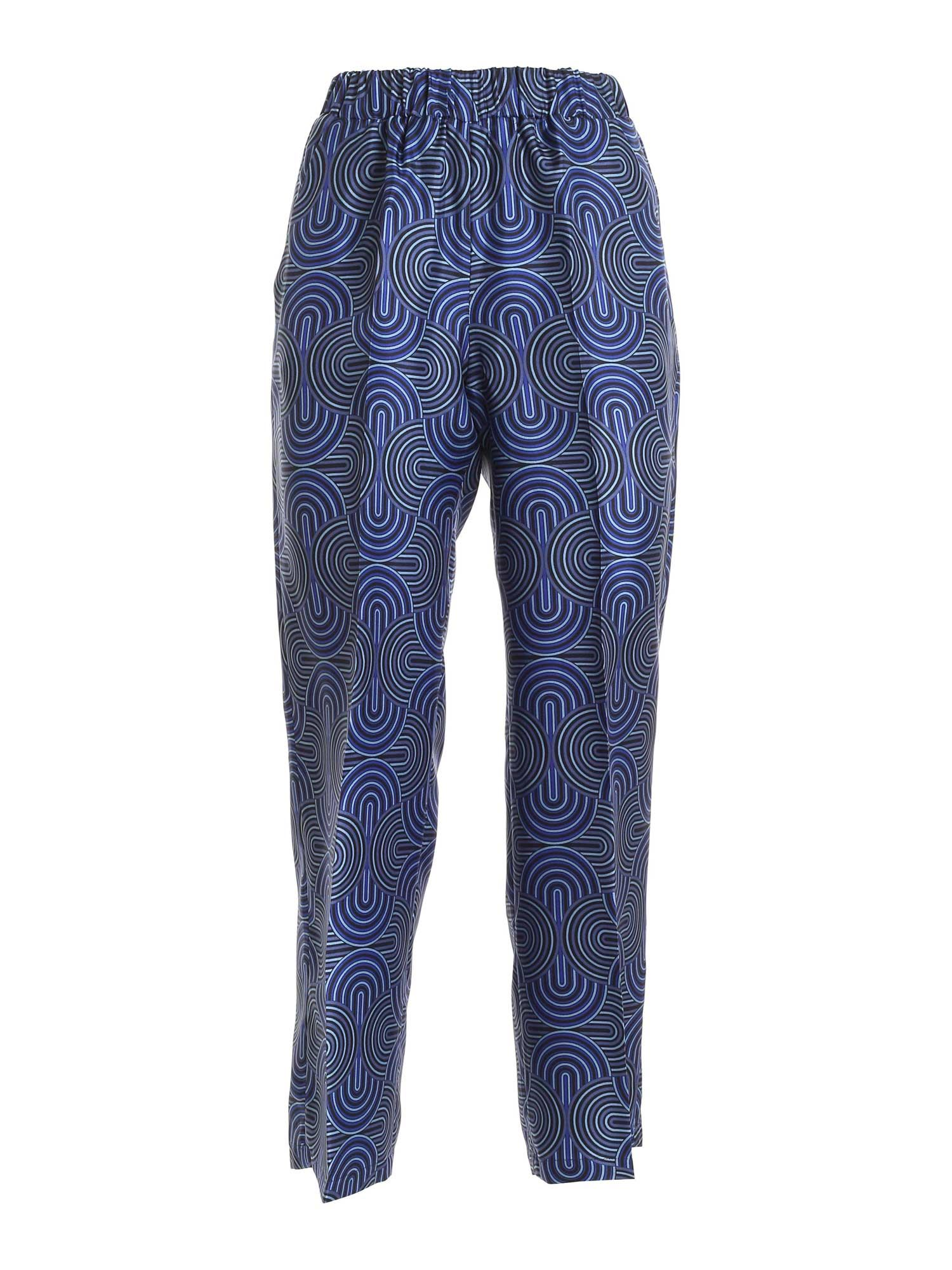True Royal Silks - SONYA TROUSERS