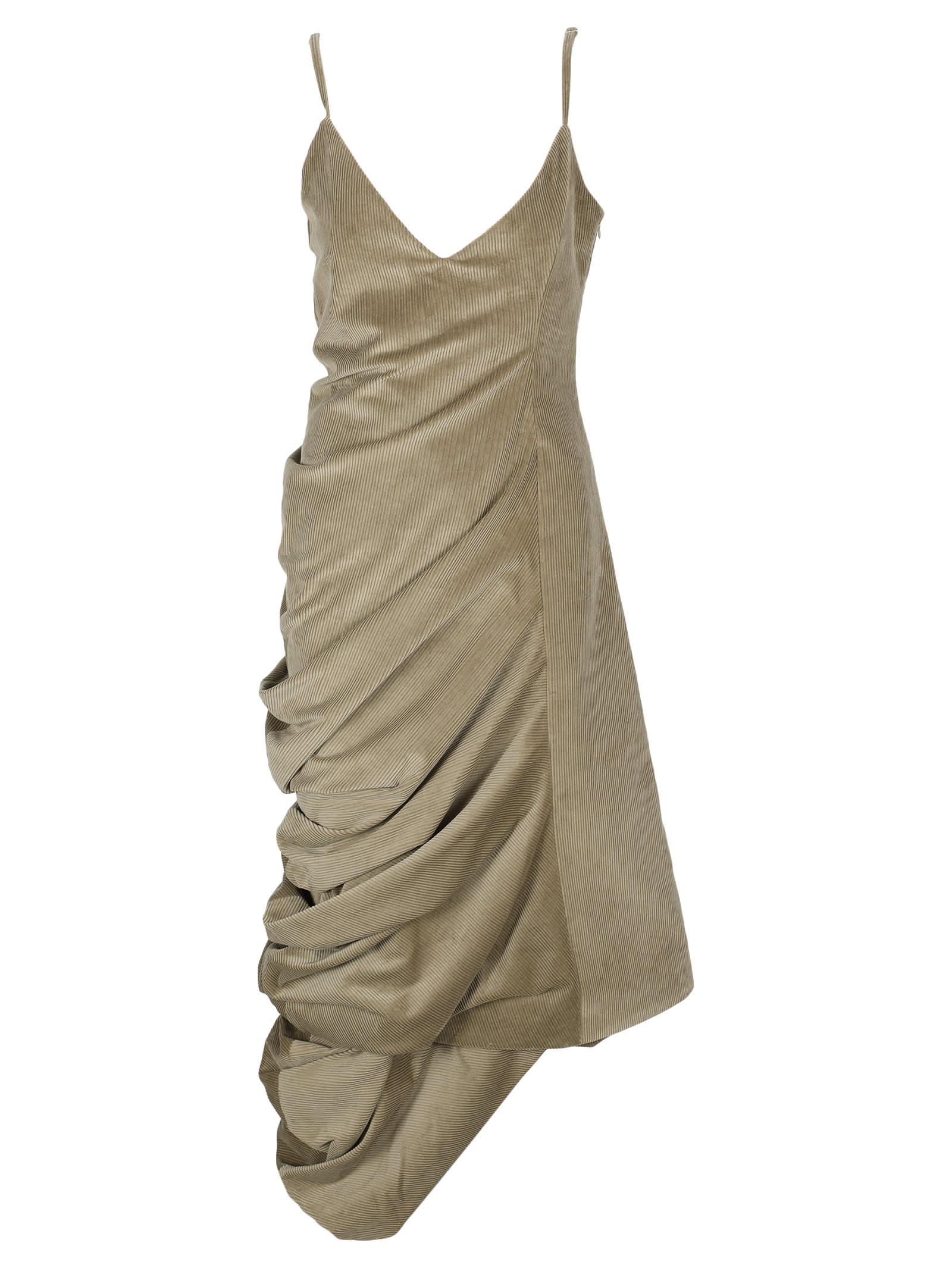 Y & project Asymmetric Dress