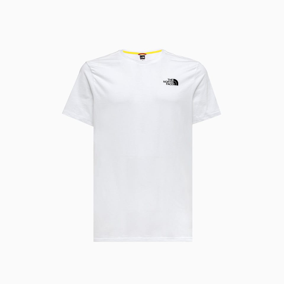 The North Face Ss Rnbw T-shirt Nf0a4m6pp801