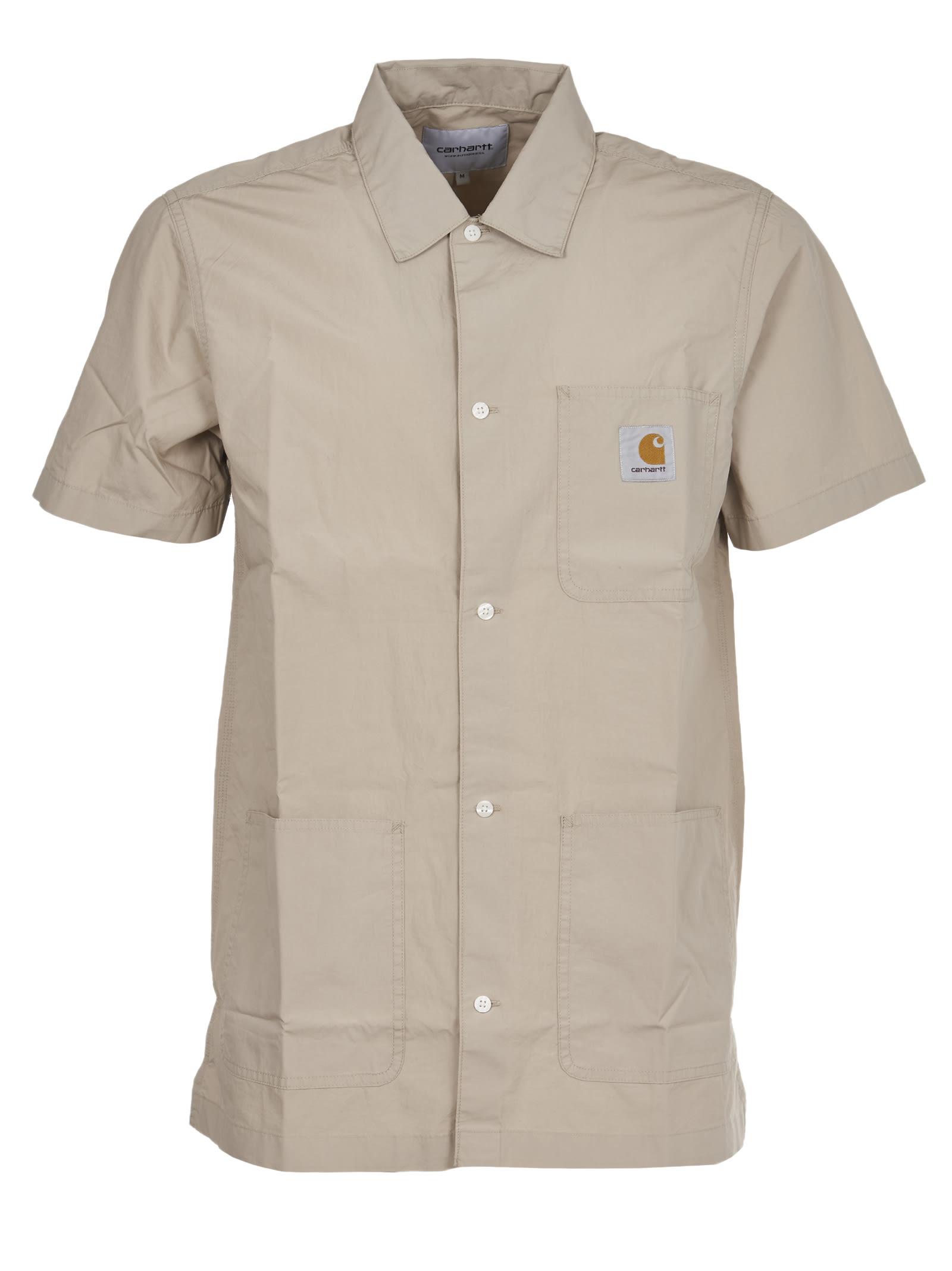 Beige Organic Shirt