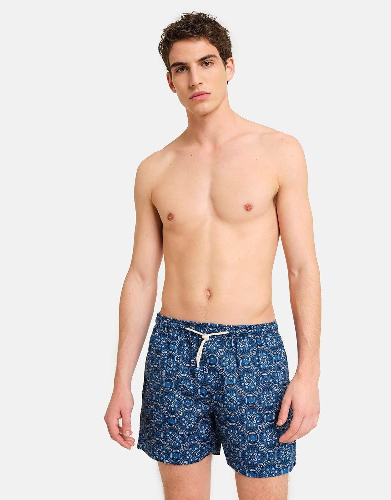 Peninsula Swimwear Clothing PROCIDA LINEN ELASTIC