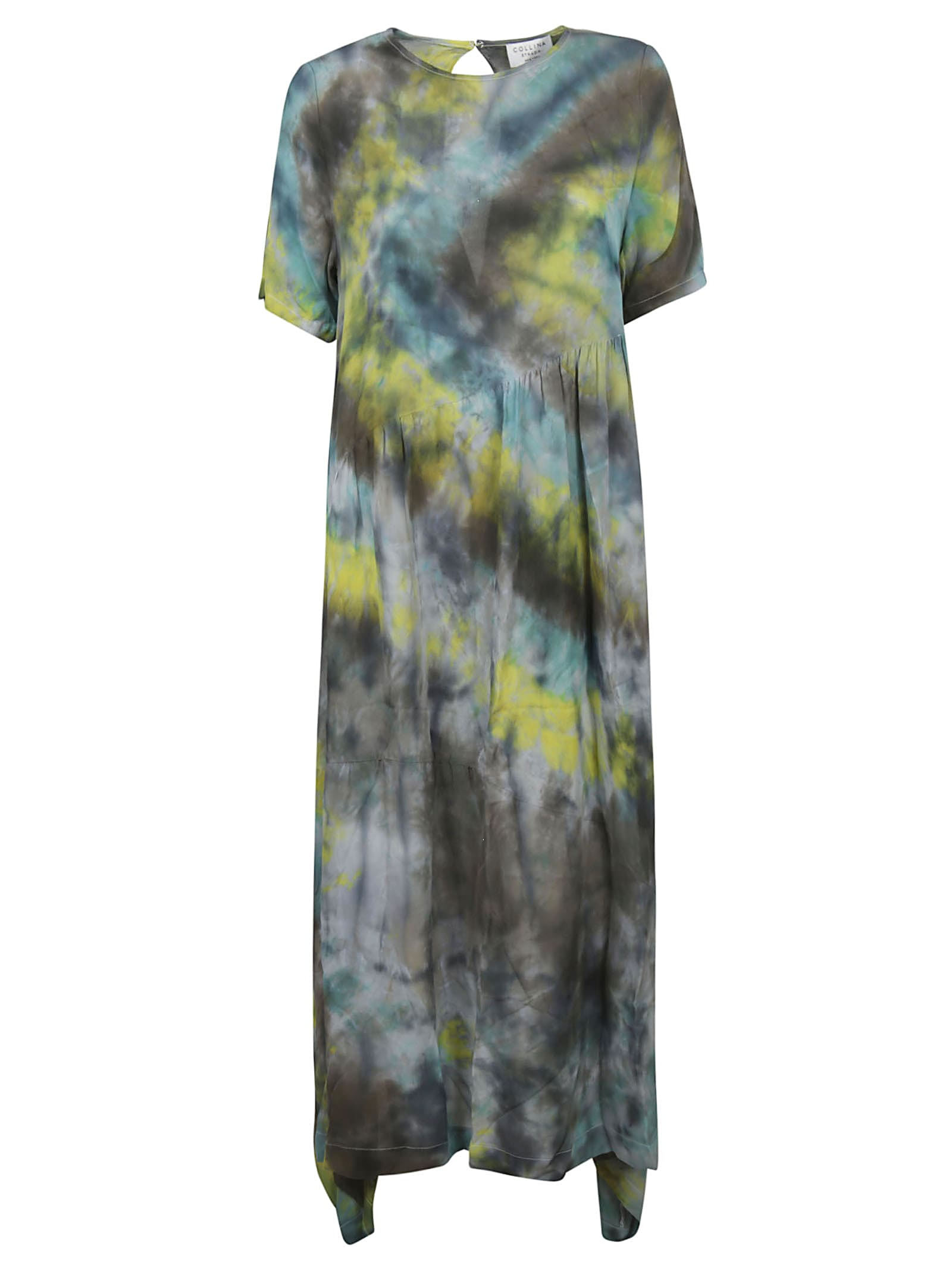Collina Strada Tie Dye Dress