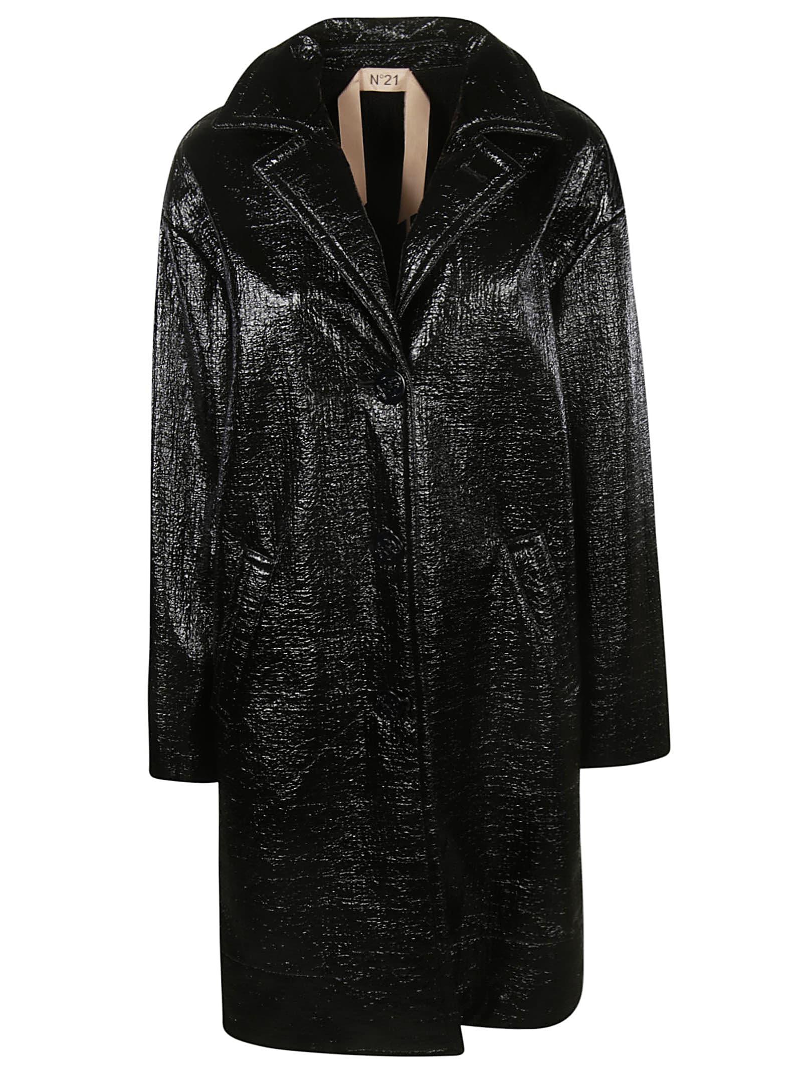 N.21 Single Breasted Coat