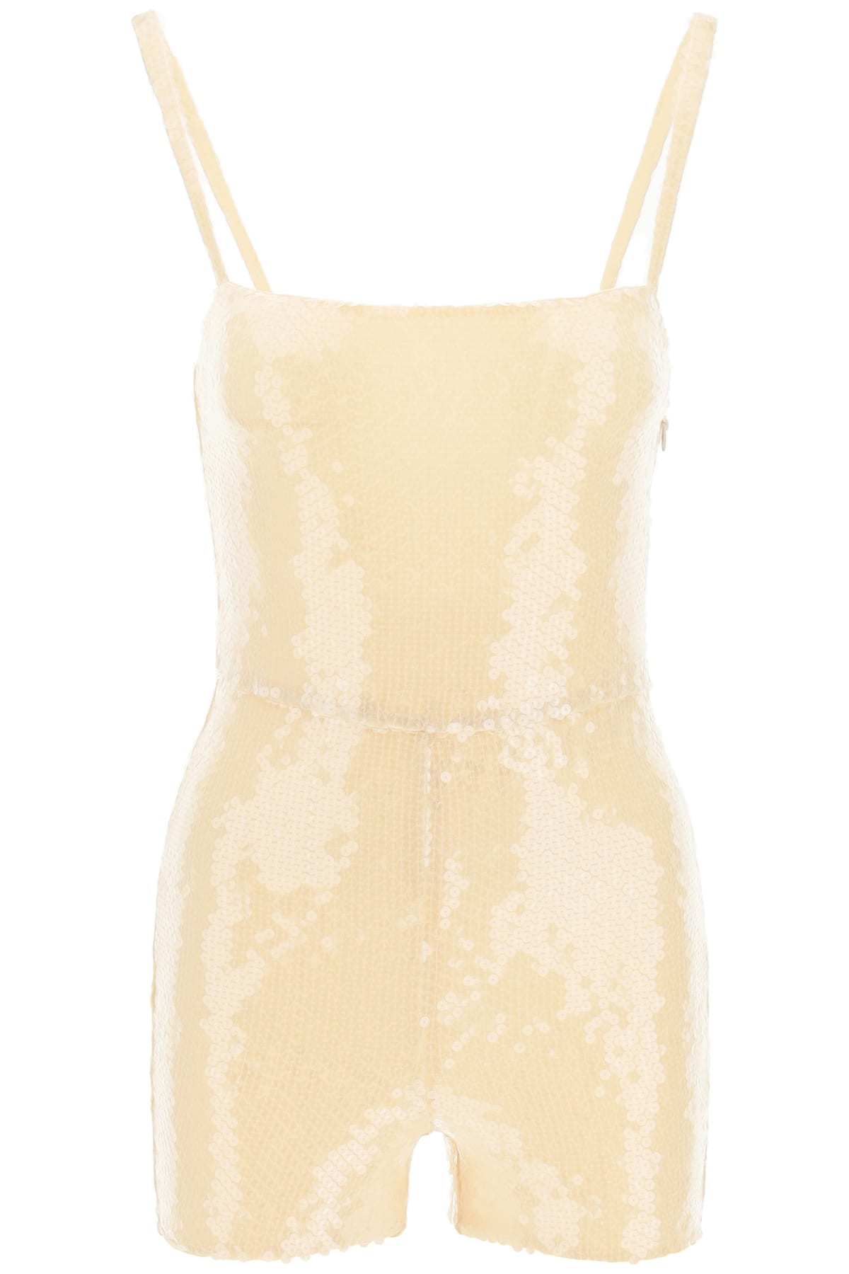 Sequined Playsuit