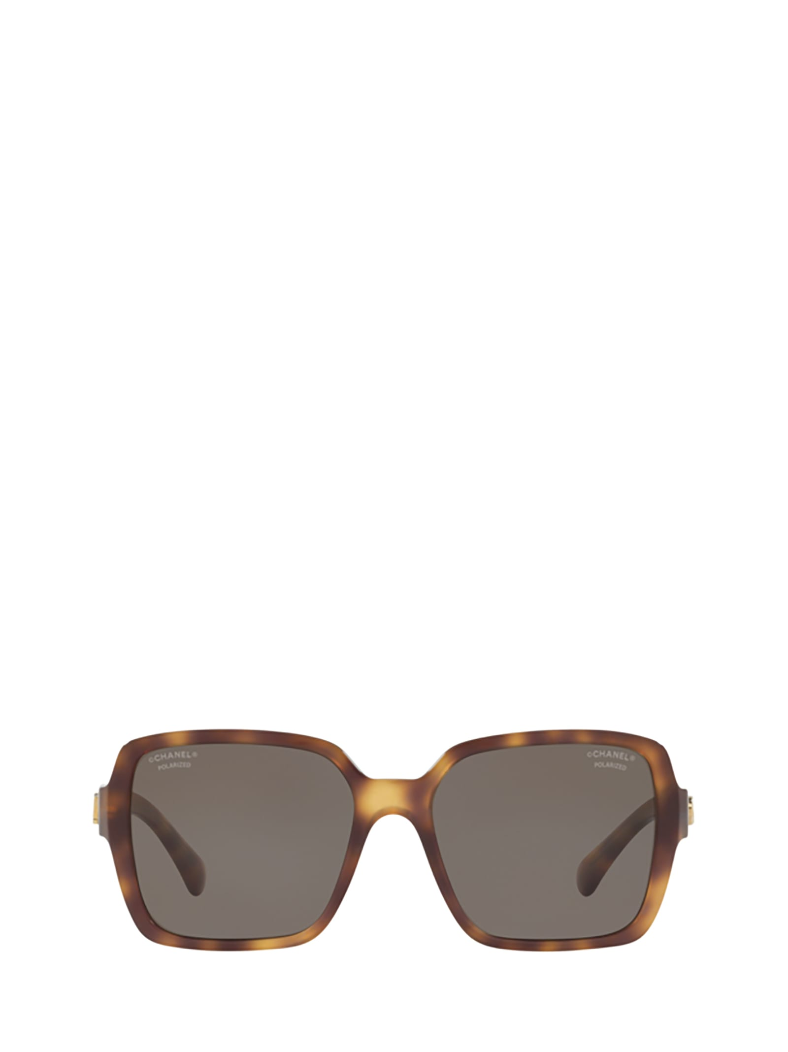 Chanel Chanel Ch5408 Brown Havana Sunglasses