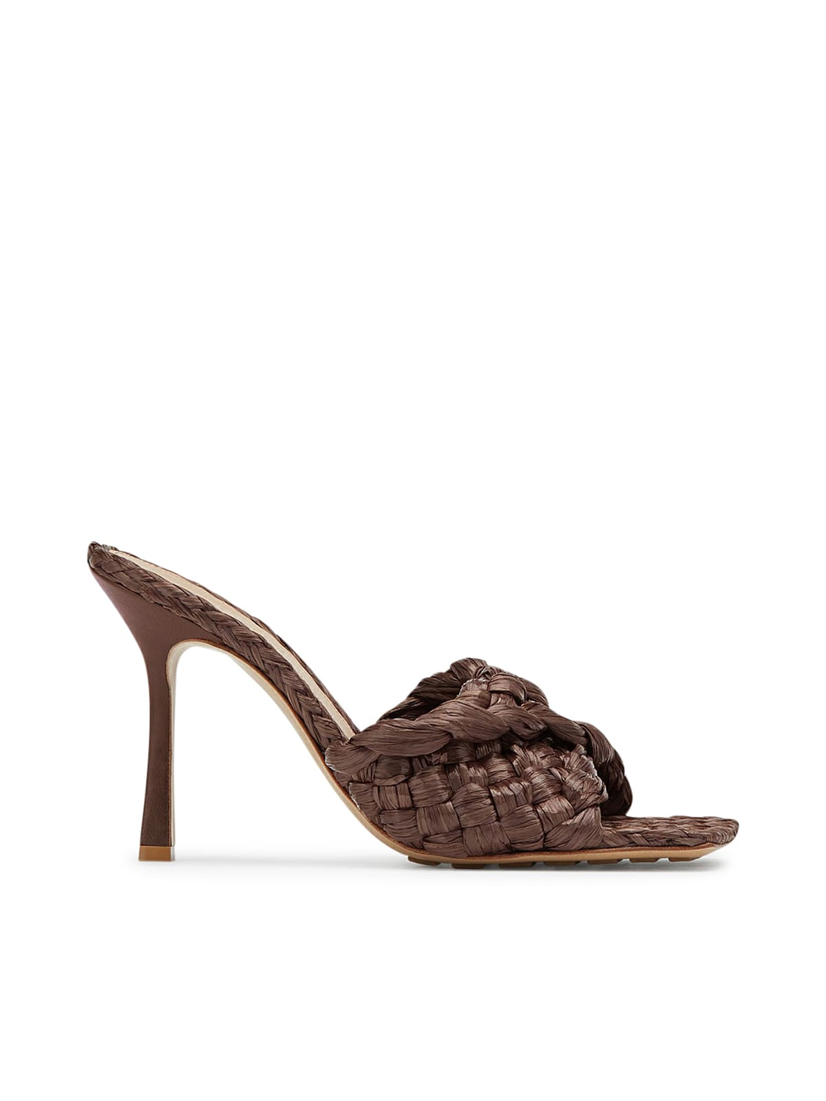 Bottega Veneta BRAIDED STRETCH SANDALS