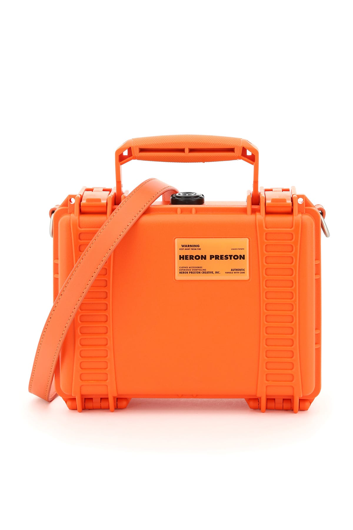 Heron Preston TOOL BOX SHOULDER BAG