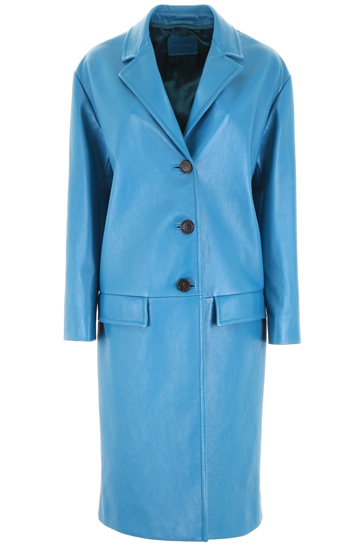 Prada Nappa Coat