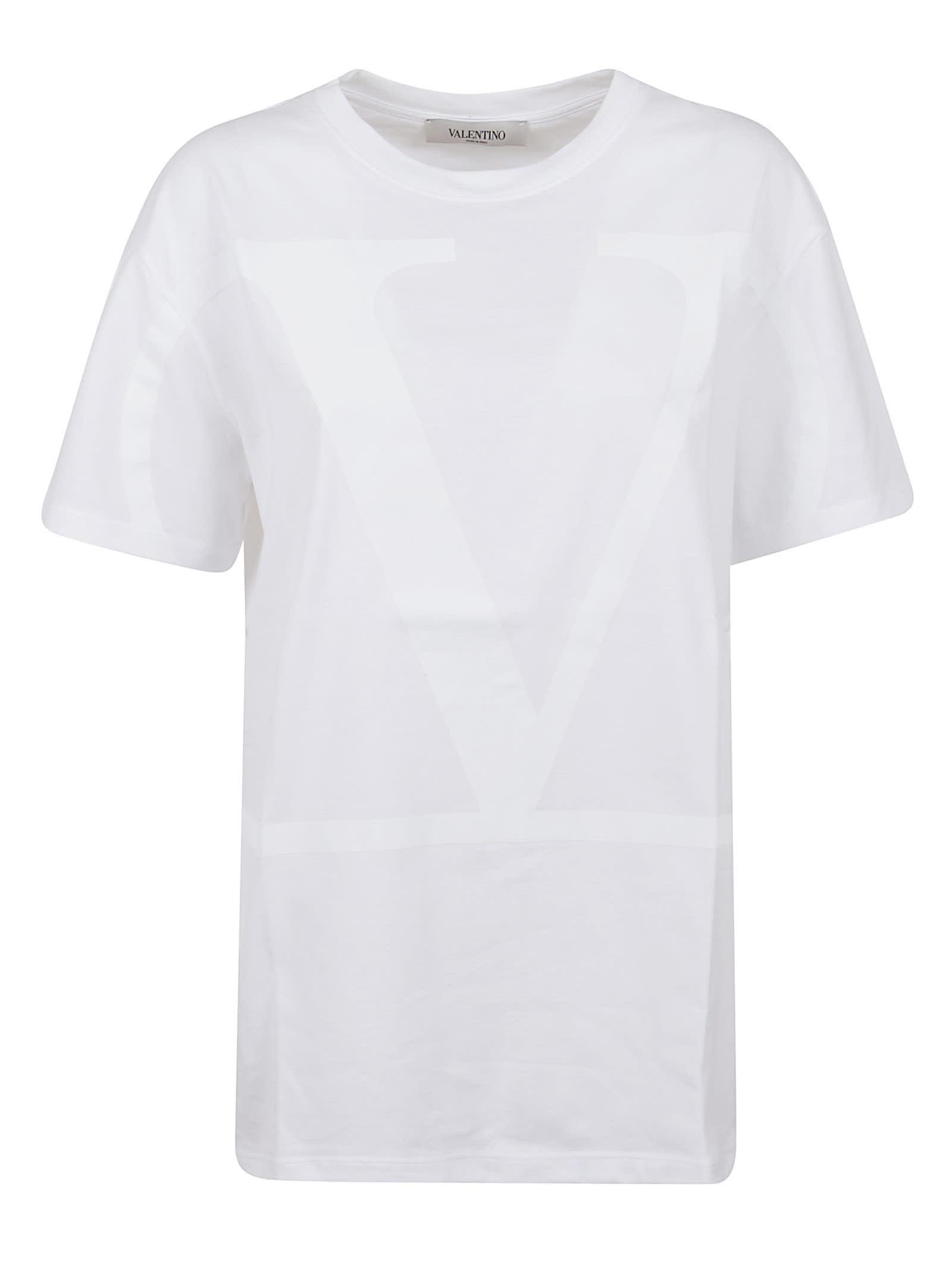 Valentino Vlogo Tshirt