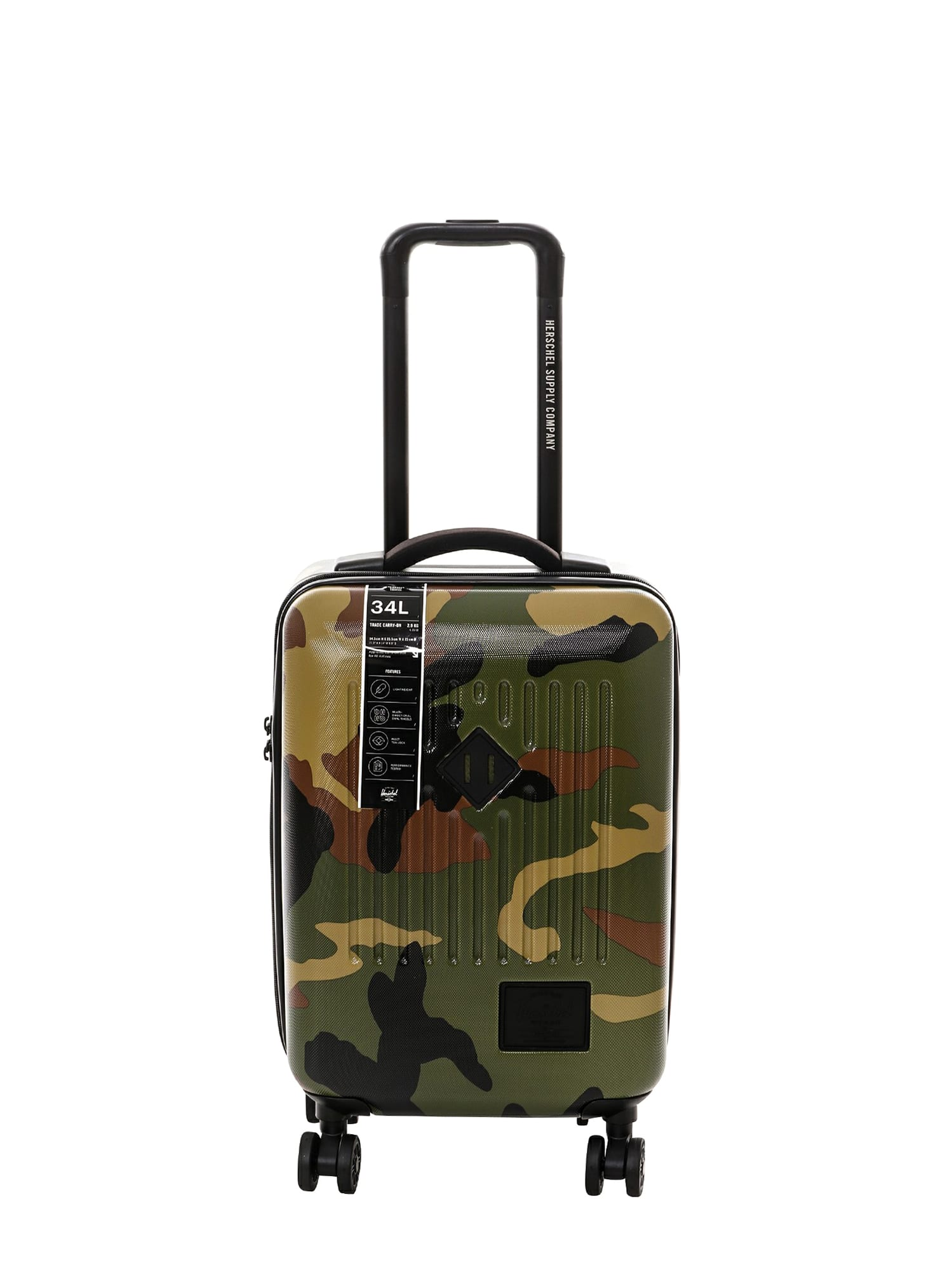 Herschel Supply Co. Trade Carry-on Trolley
