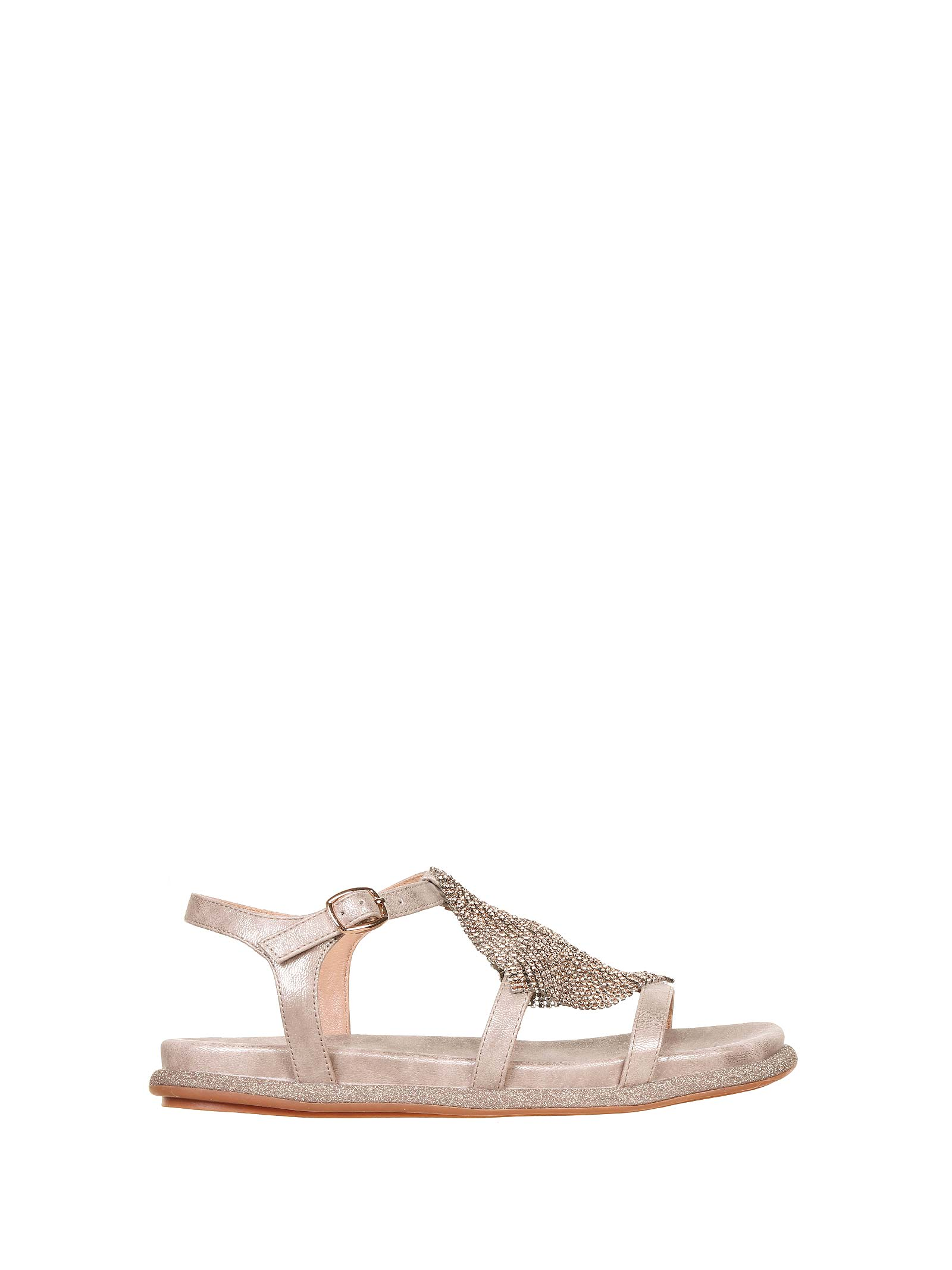 Sandals With Strass
