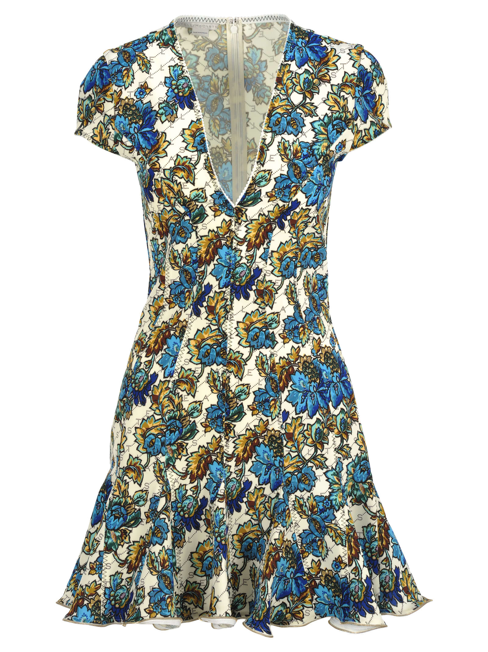 Stella Mccartney Stella Mccartney Floral Print Dress
