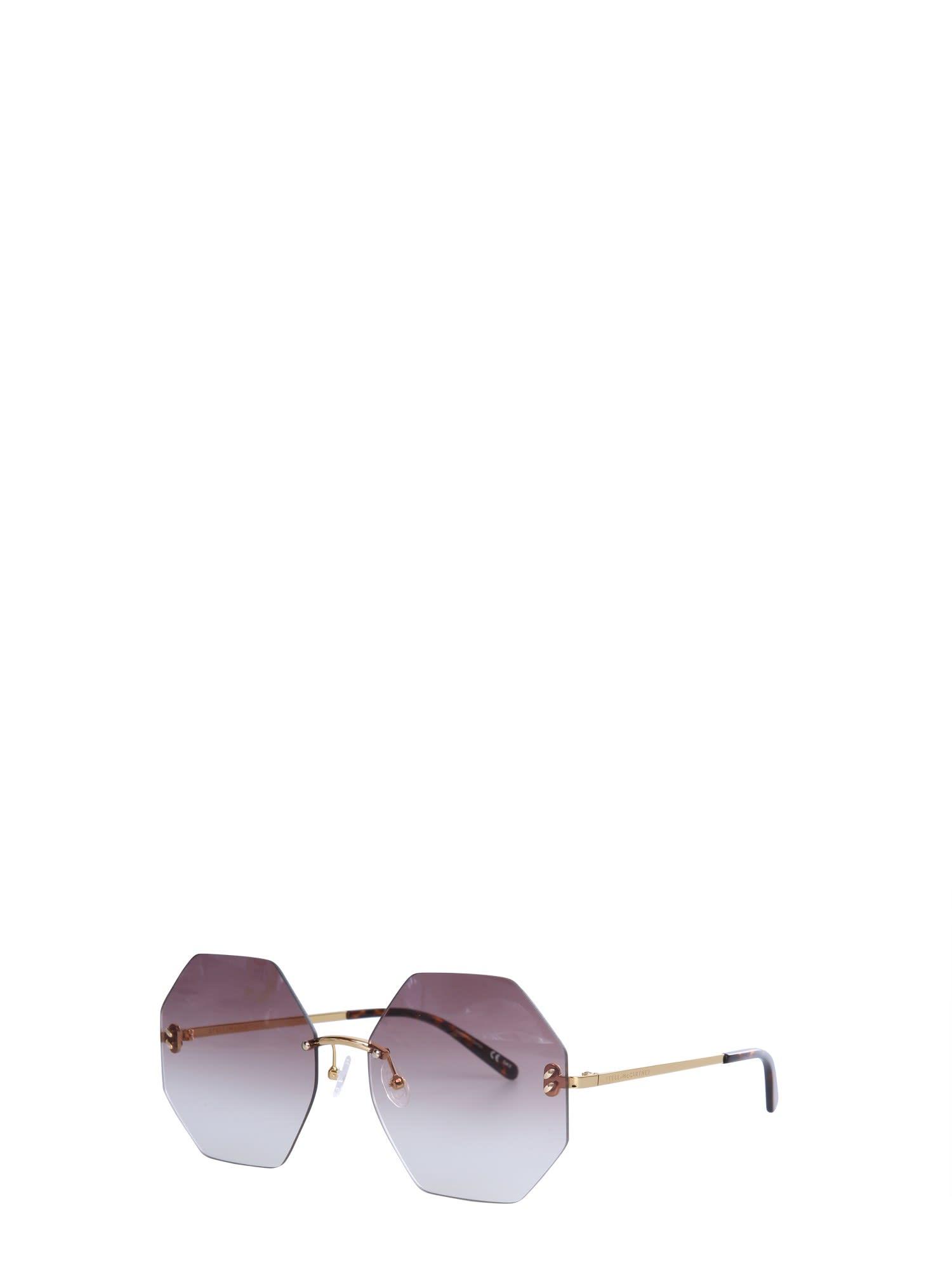 Stella McCartney Geometric Sunglasses