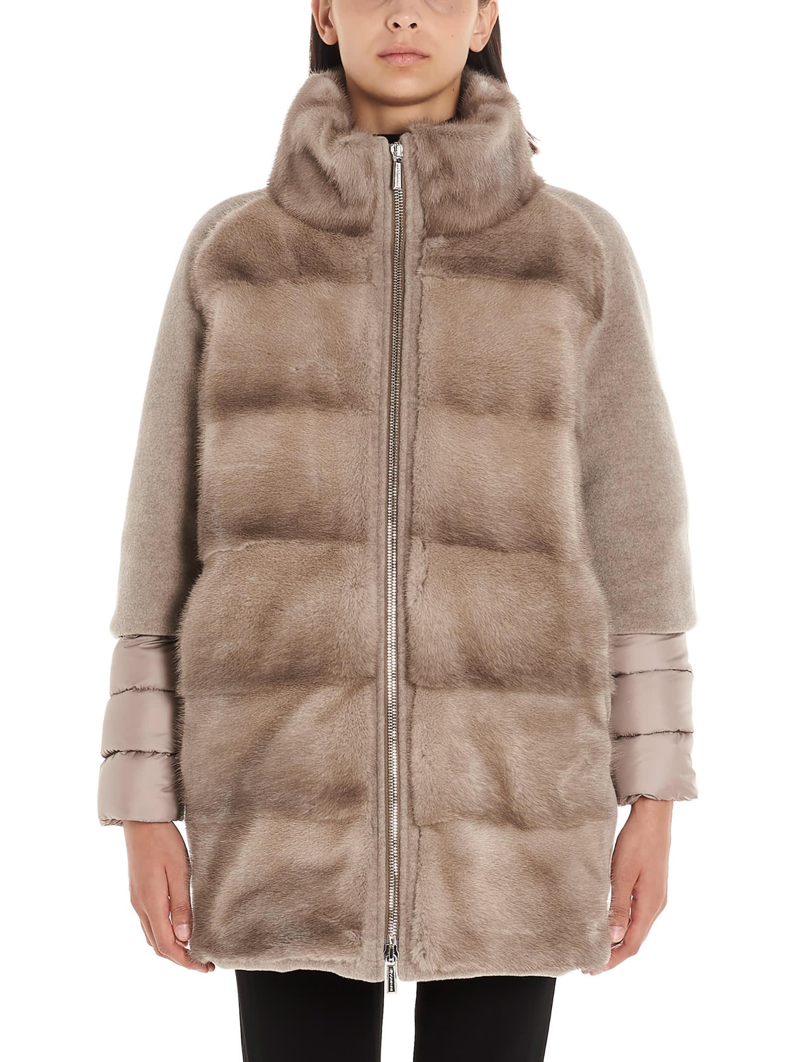 Moorer antiope Coat