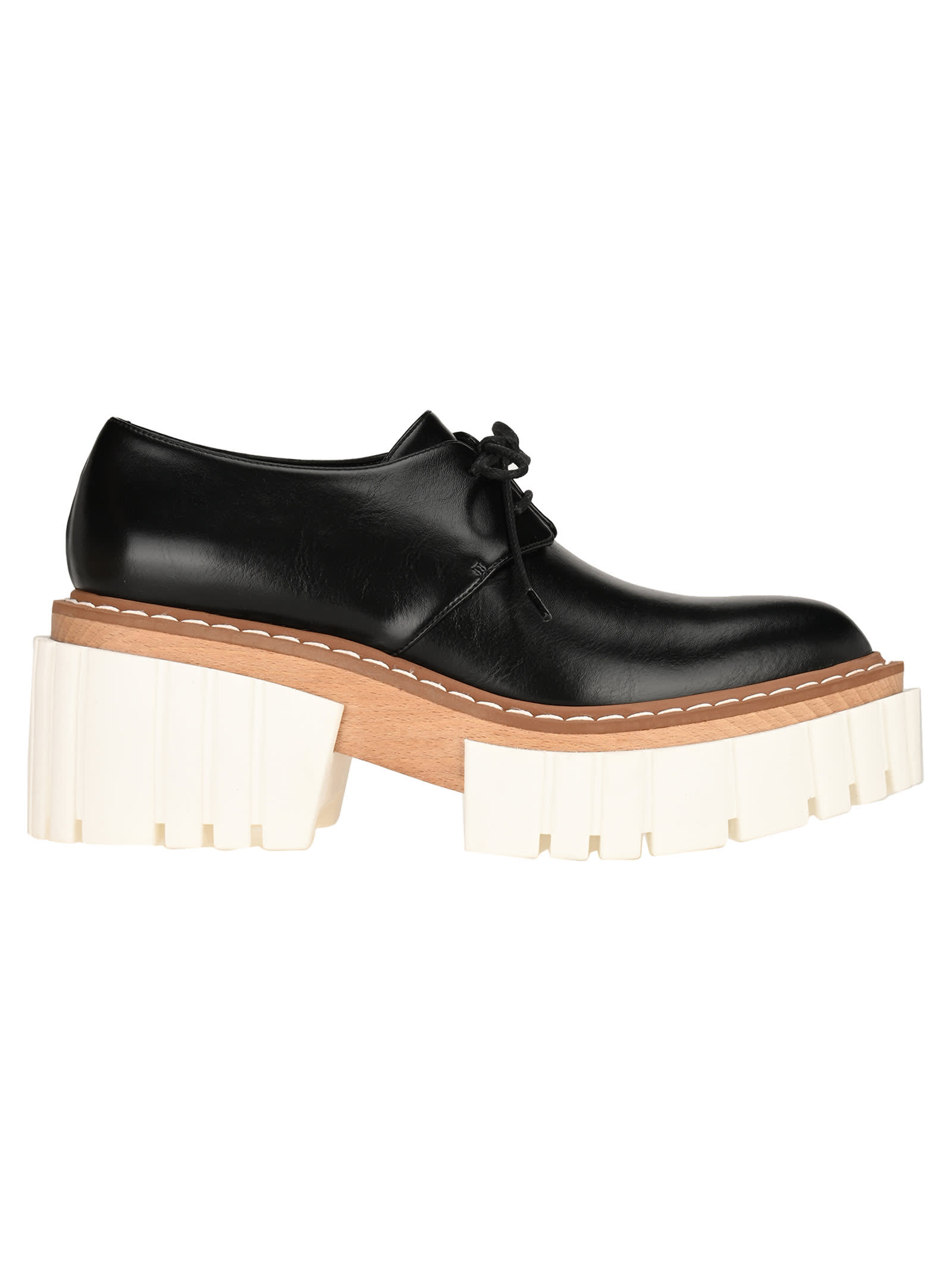 Stella Mccartney Leathers EMILIE LACED SHOES