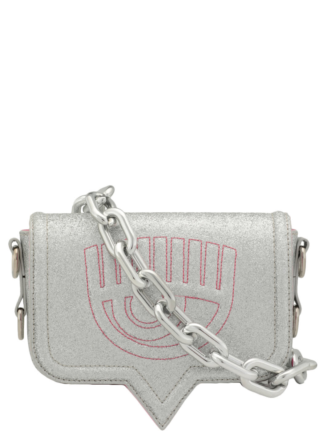 Chiara Ferragni FABRIC SMALL BAG