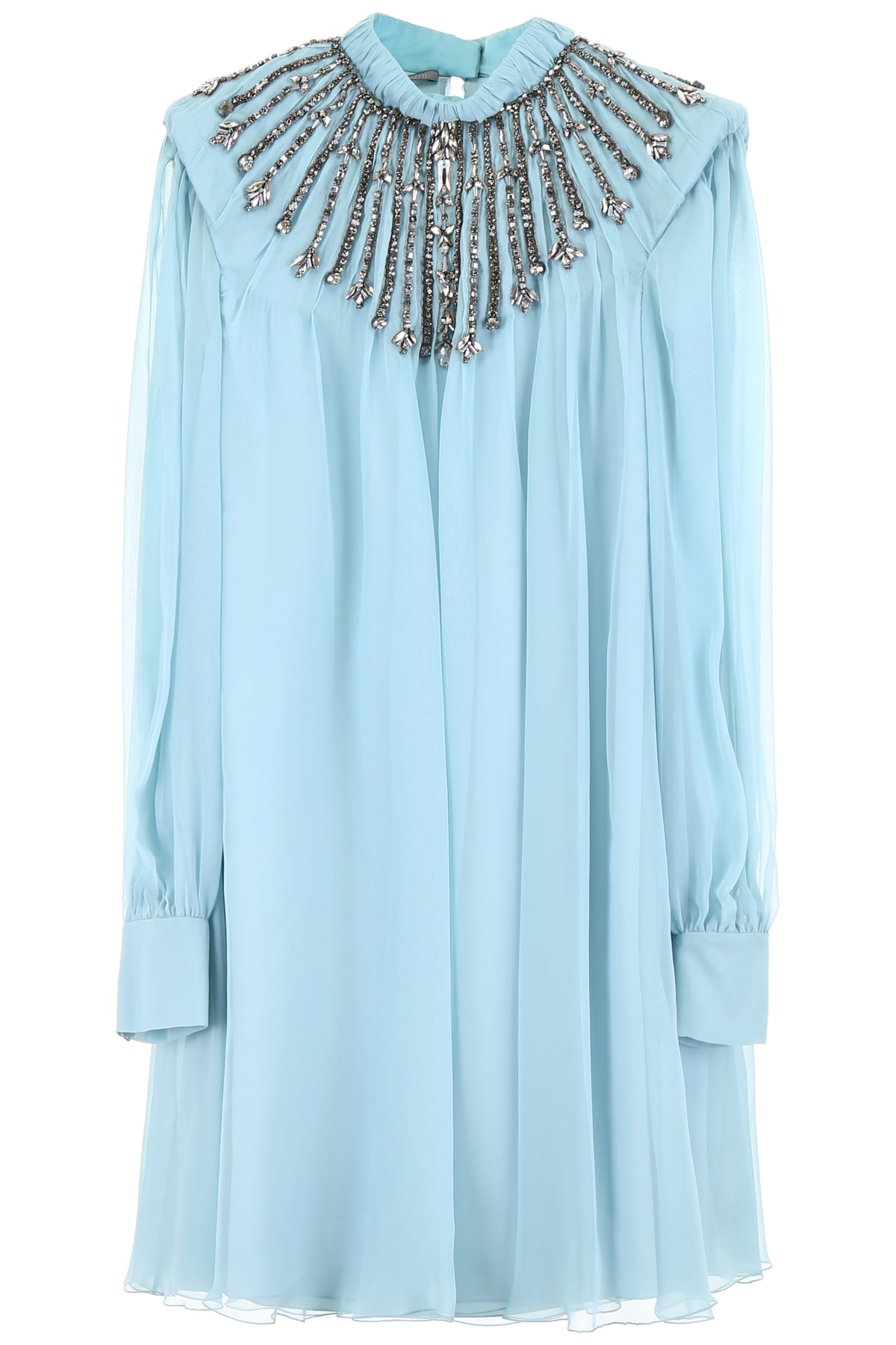 Alberta Ferretti Dress With Crystals