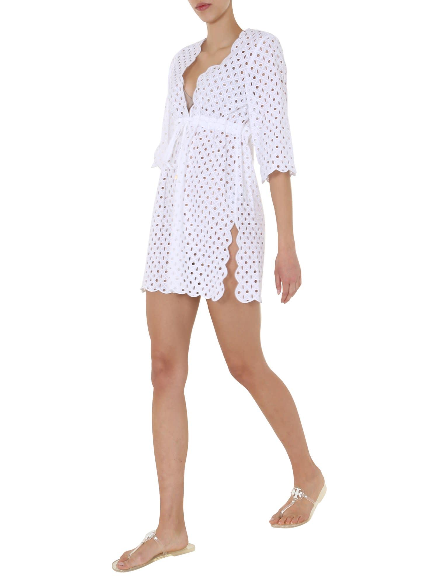 Buy Tory Burch Tunic Dress online, shop Tory Burch with free shipping