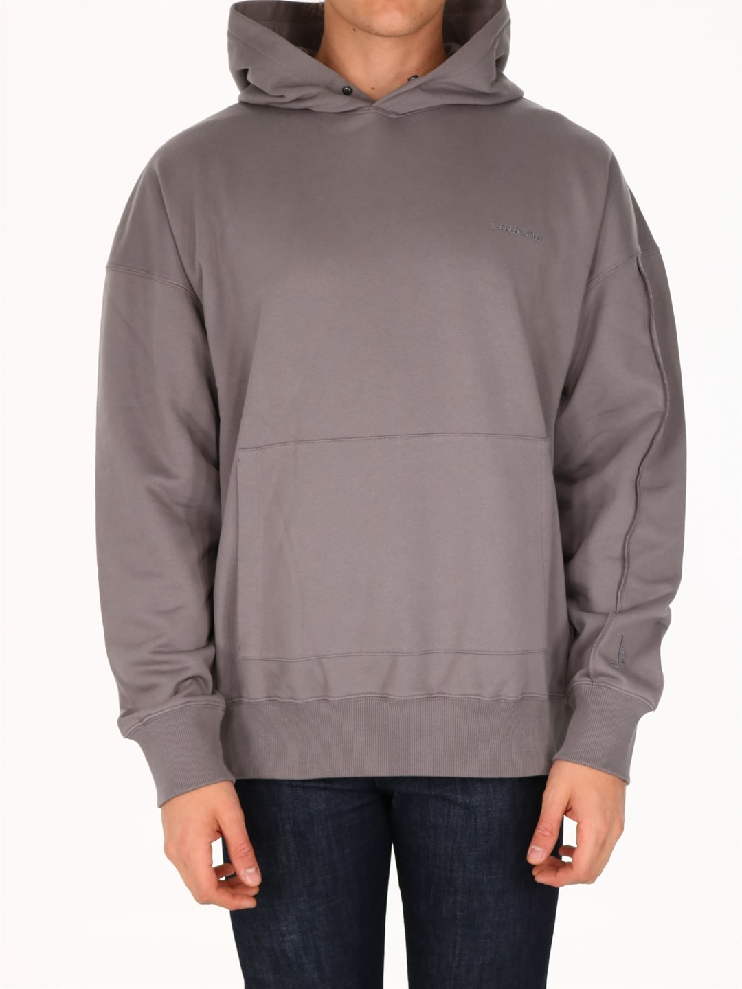 A-COLD-WALL Gray Cotton Sweatshirt