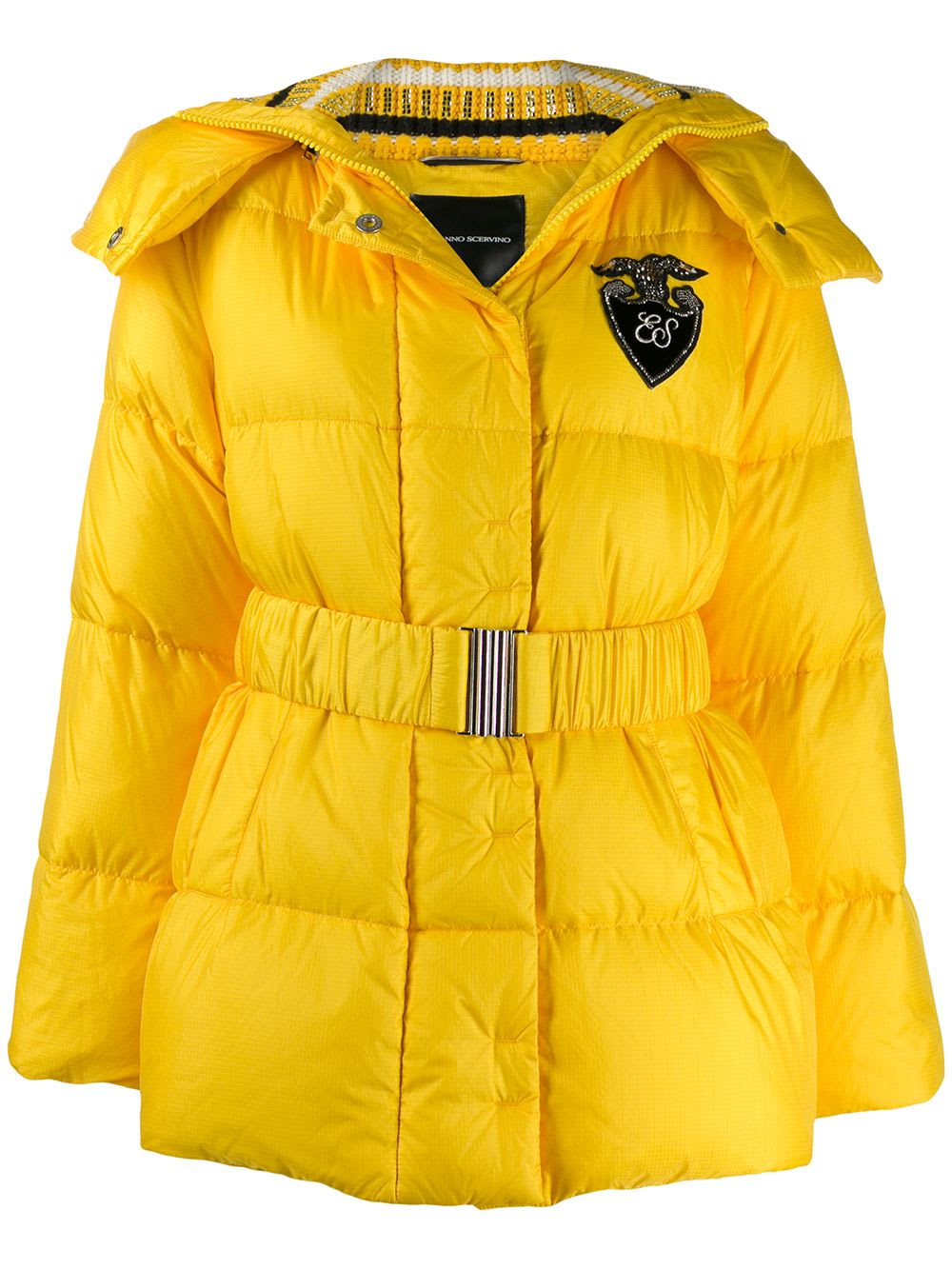 Ermanno Scervino Down Jacket