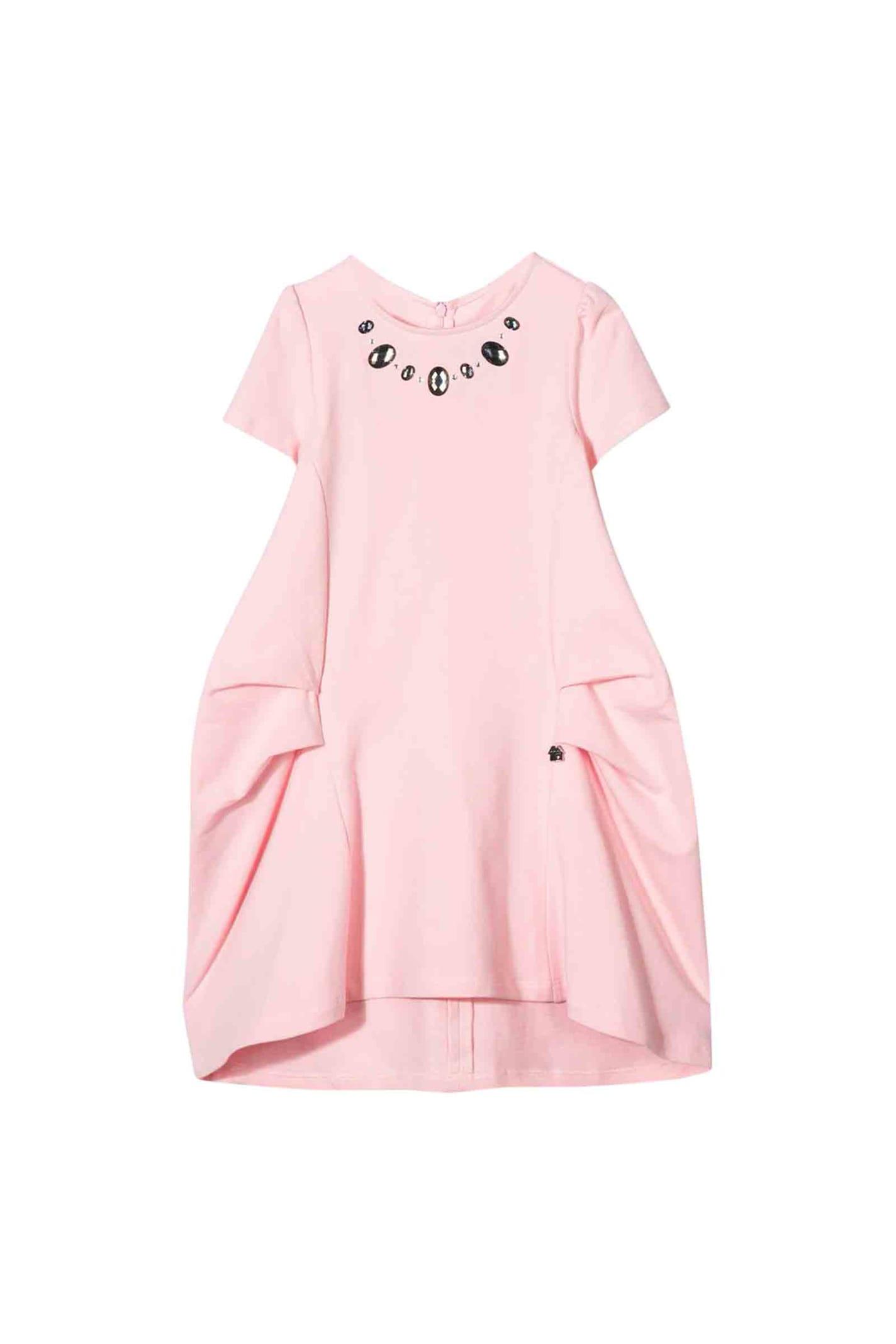Simonetta Pleated Dress