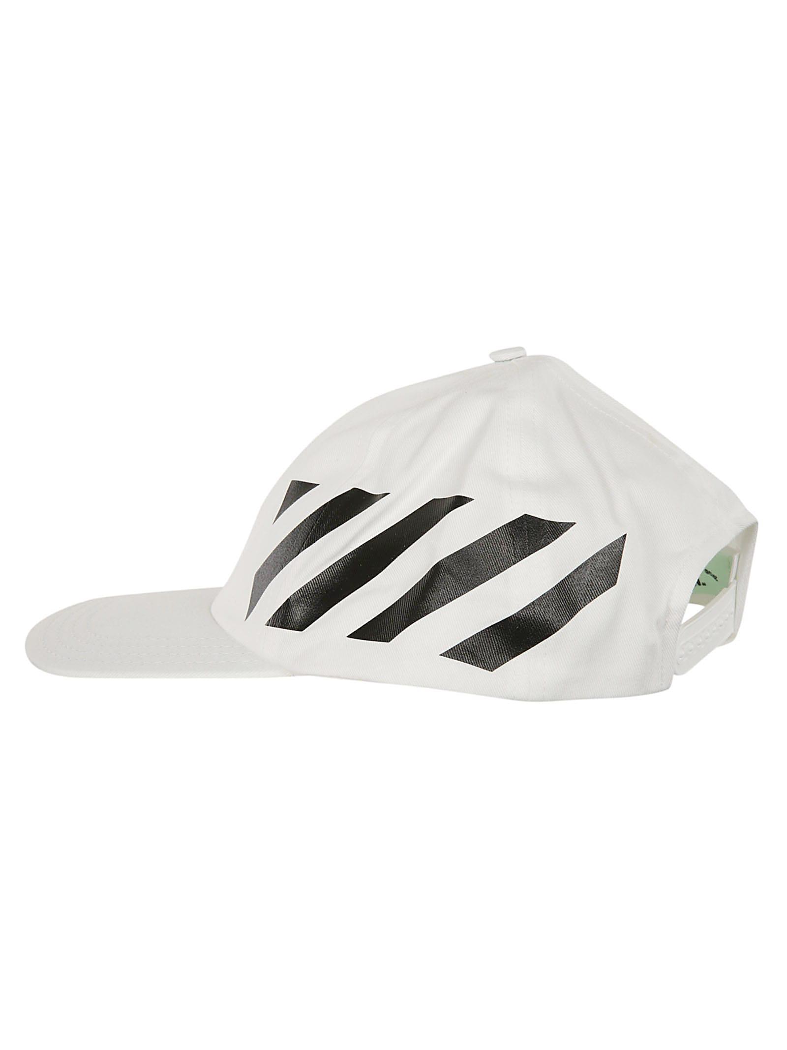 6f5f342f2 Off-White Off-White Diag Baseball Cap