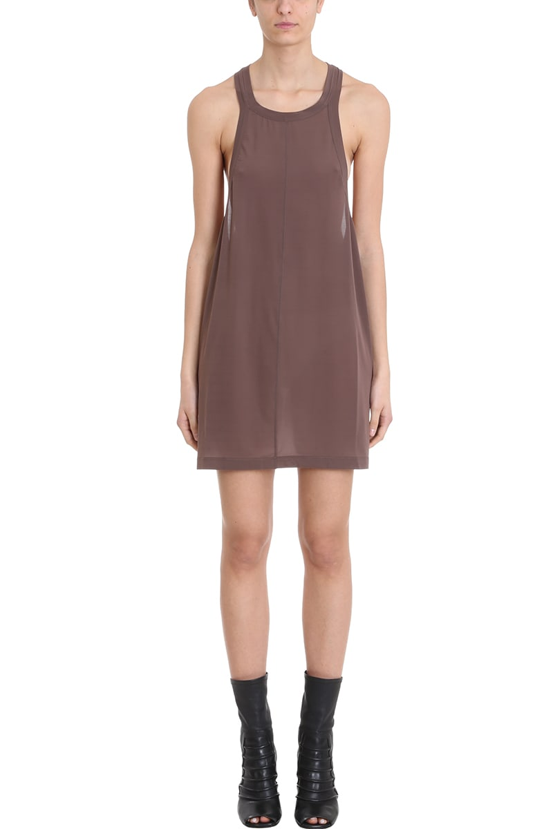 Rick Owens Open Tank Dress