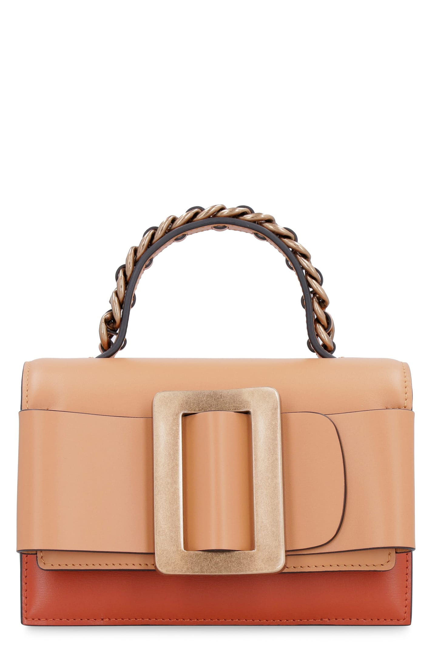 Fred 19 Leather Handbag
