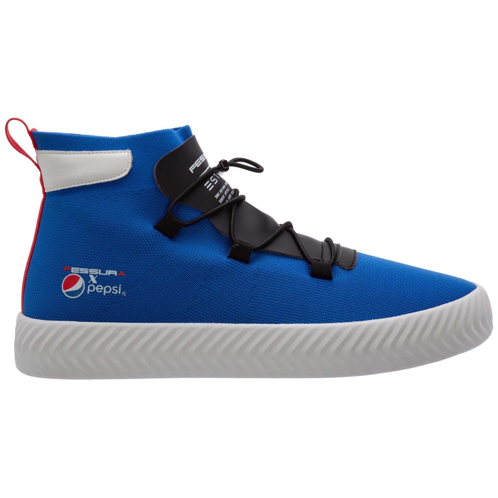 X Pepsi Arrow High-top Sneakers