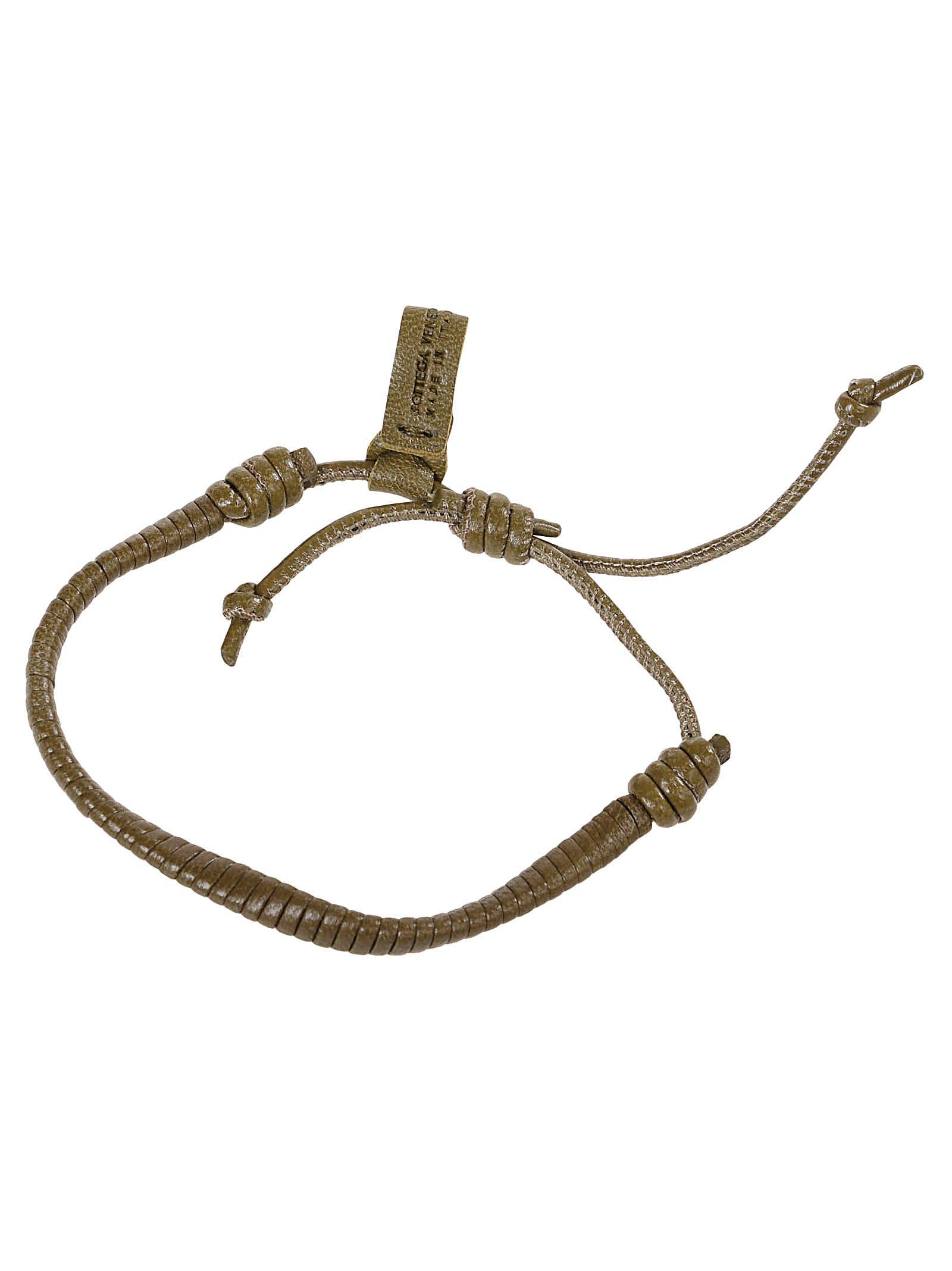 Bottega Veneta Weaved Bracelet