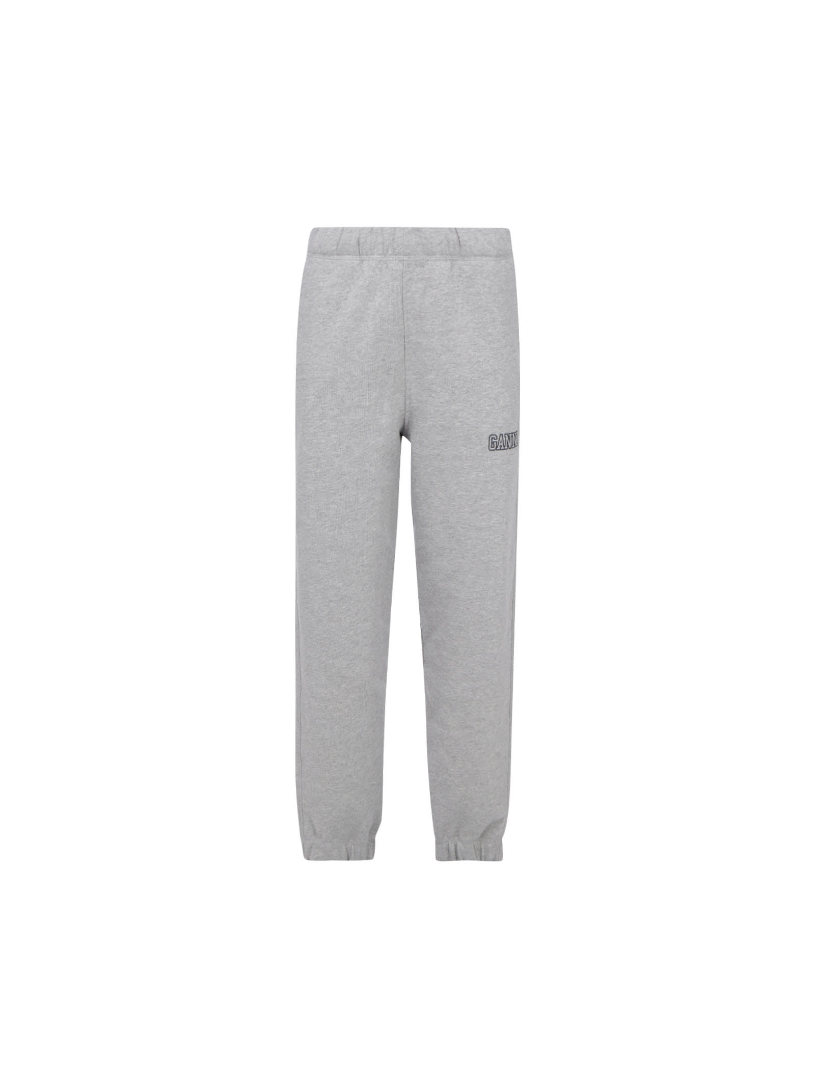 Ganni Cottons SWEATPANTS