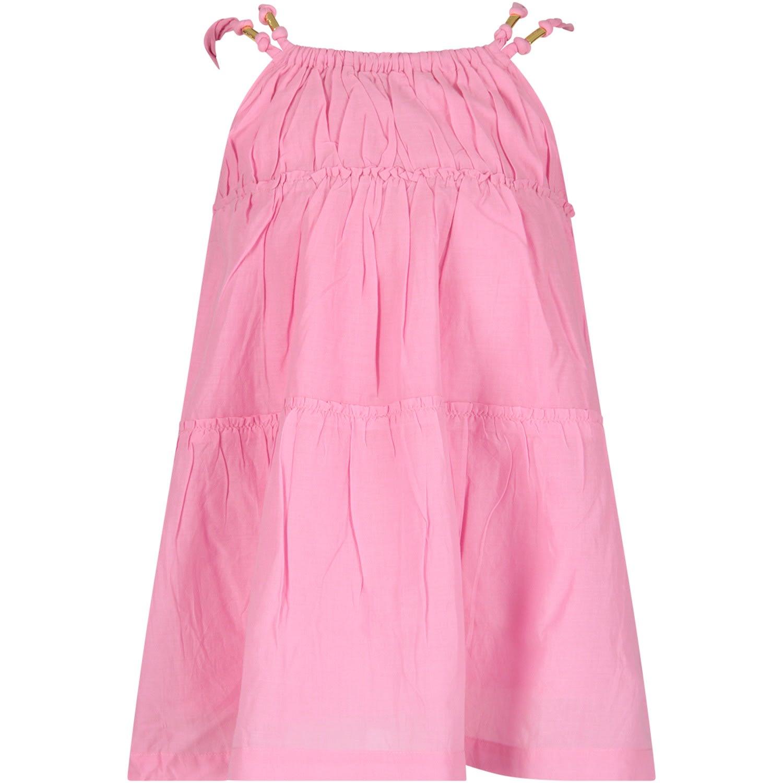 Buy Chloé Fuchsia Girl Dress online, shop Chloé with free shipping
