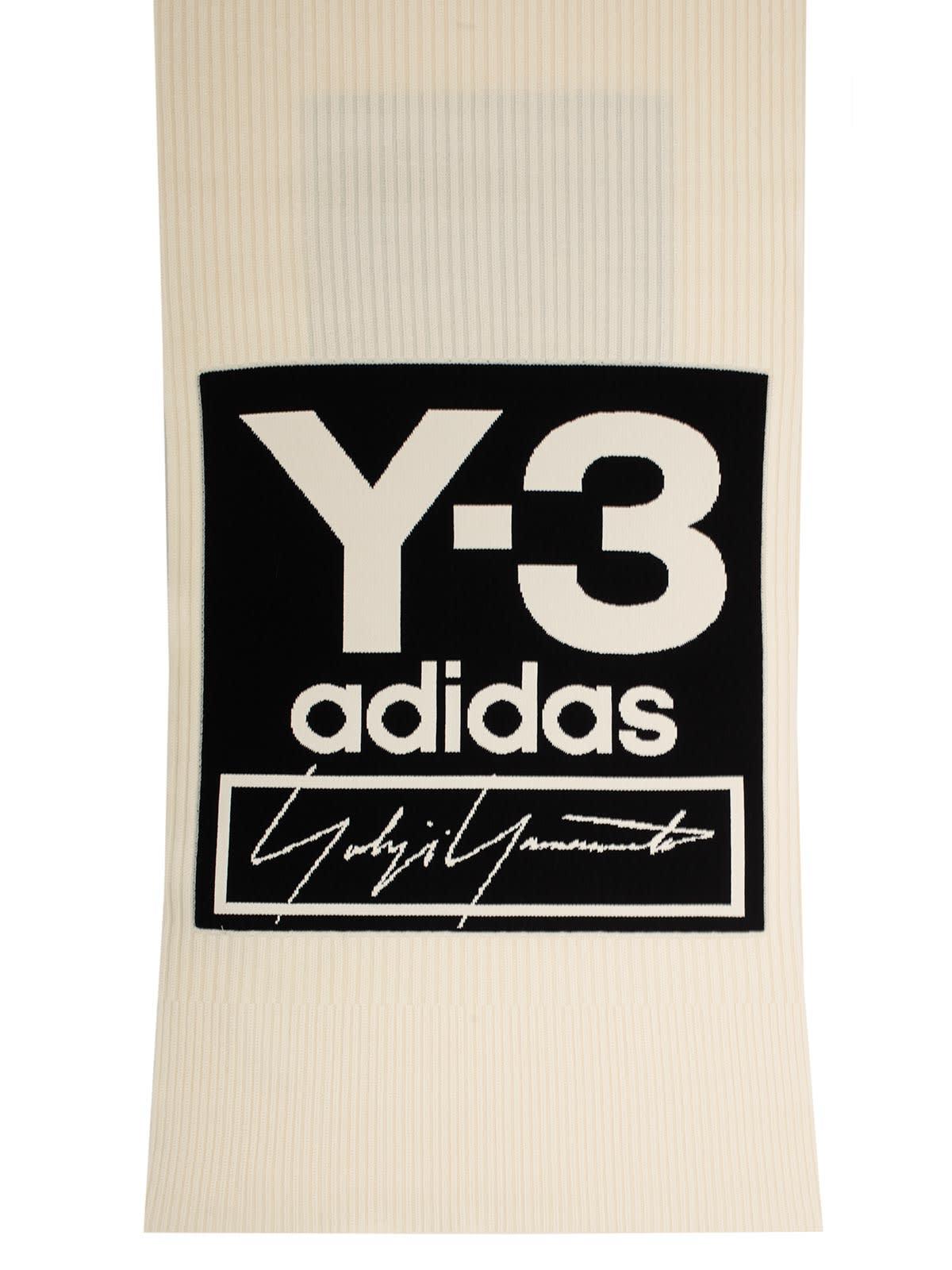 Y-3 Y-3 Logo Scarf