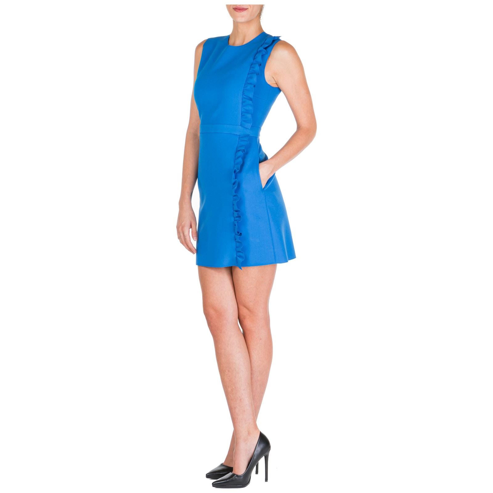 MSGM Short Mini Dress Sleeveless