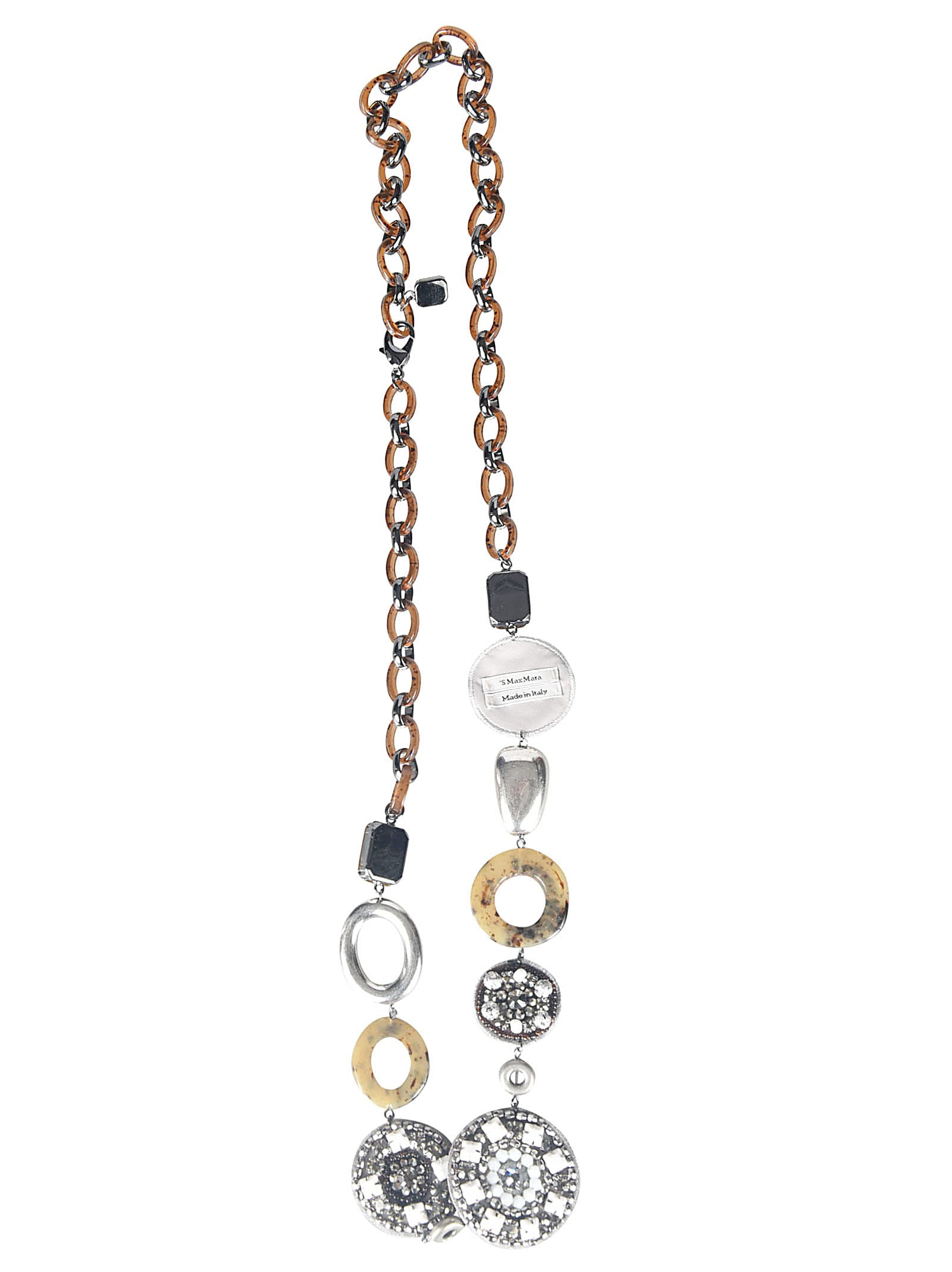 Jewelry Embellished Necklace