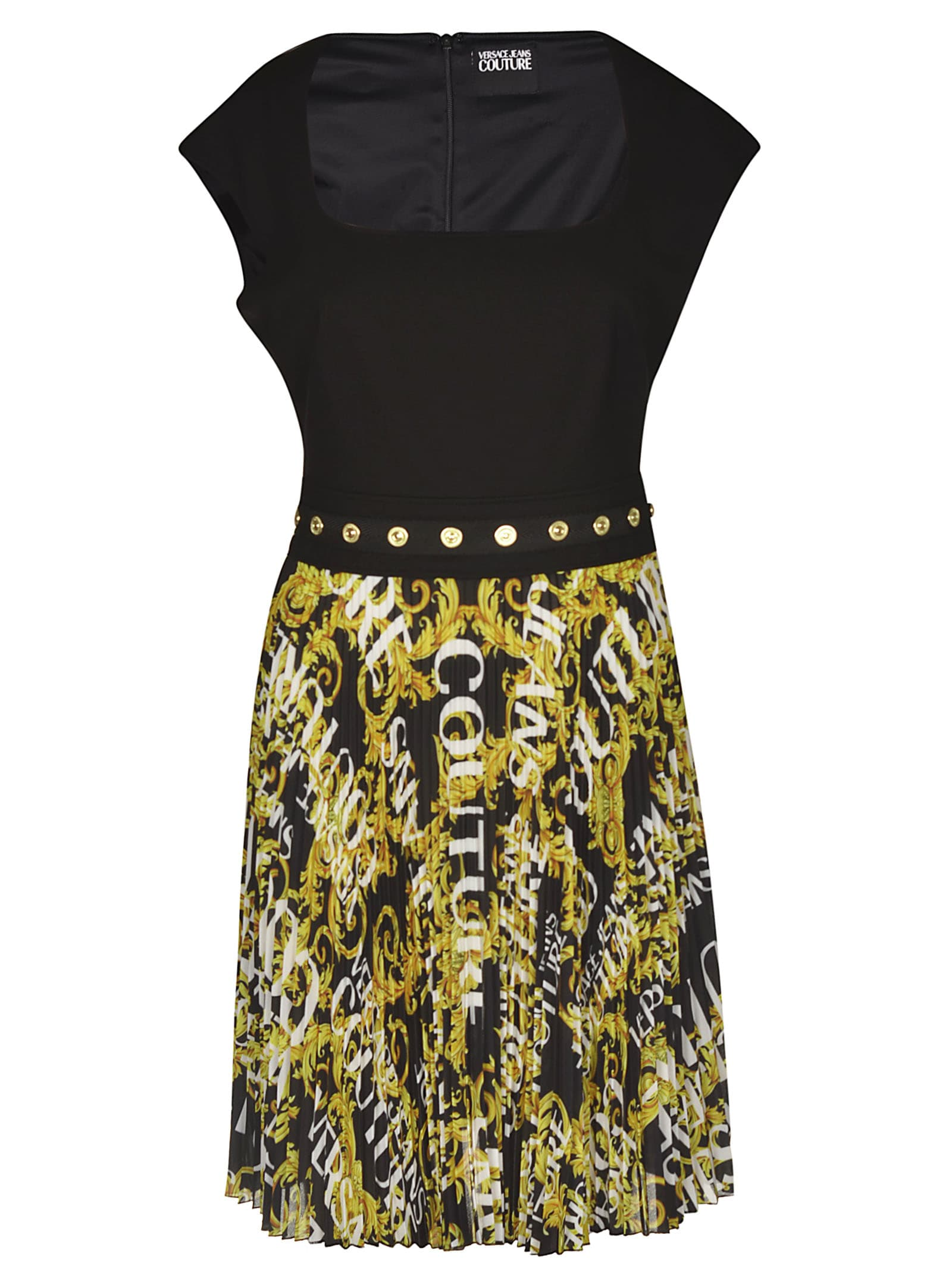 Versace Jeans Couture Sleeveless Dress