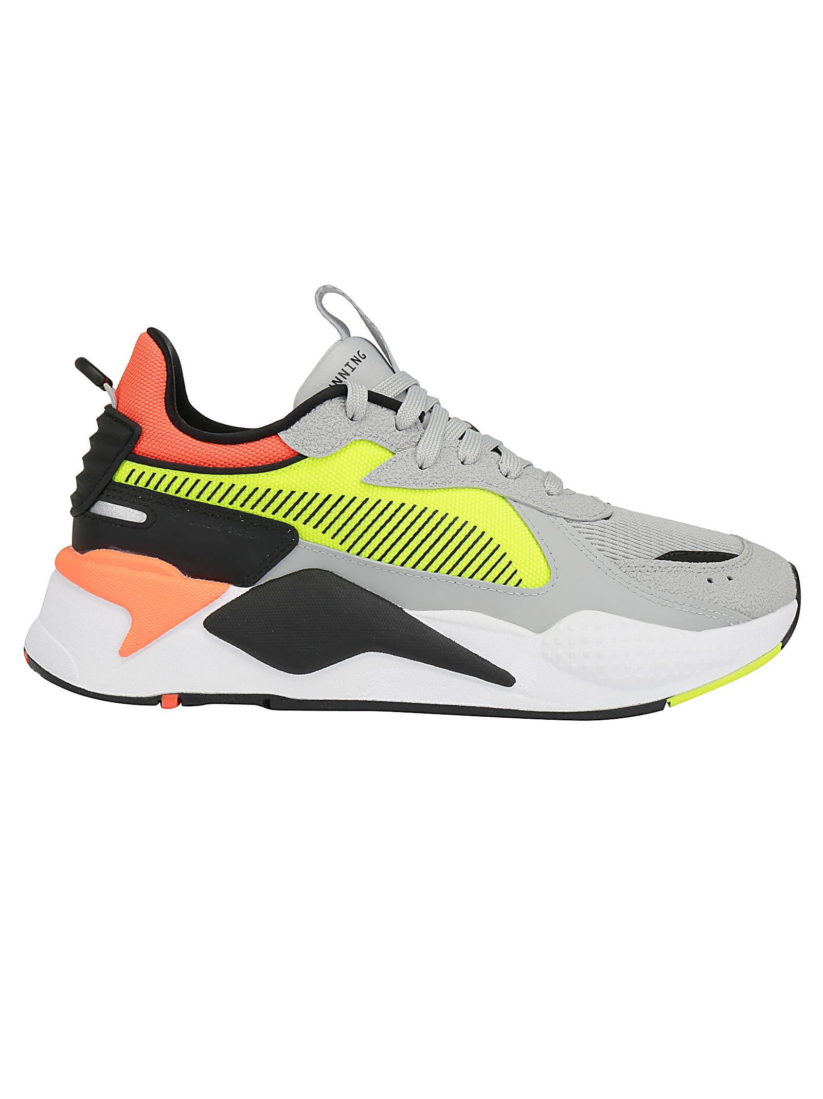 wyprzedaż sprzedawca detaliczny szczegóły dla Puma Rs-x Hard Drive Sneakers
