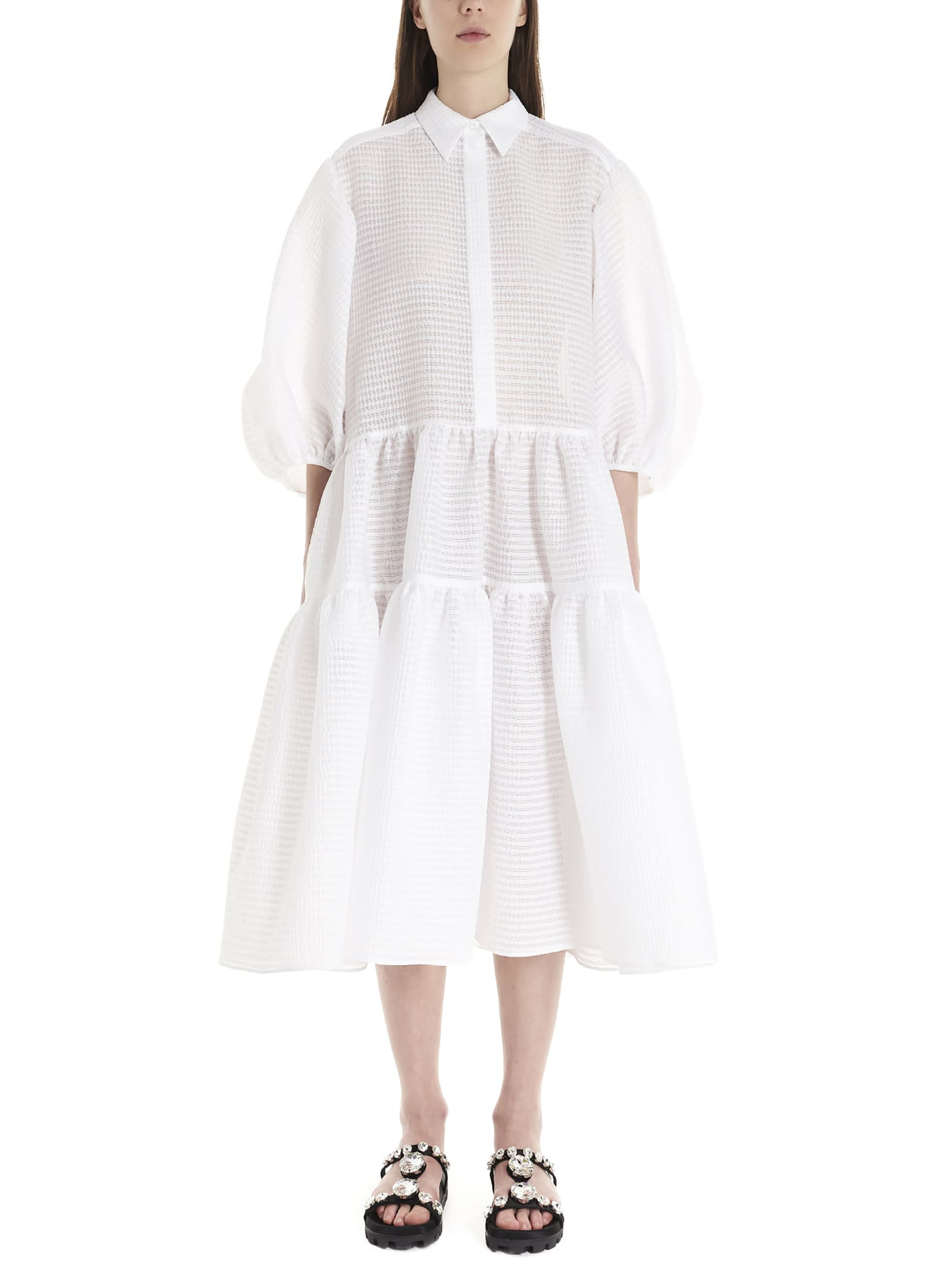 Buy Cecilie Bahnsen amy Dress online, shop Cecilie Bahnsen with free shipping