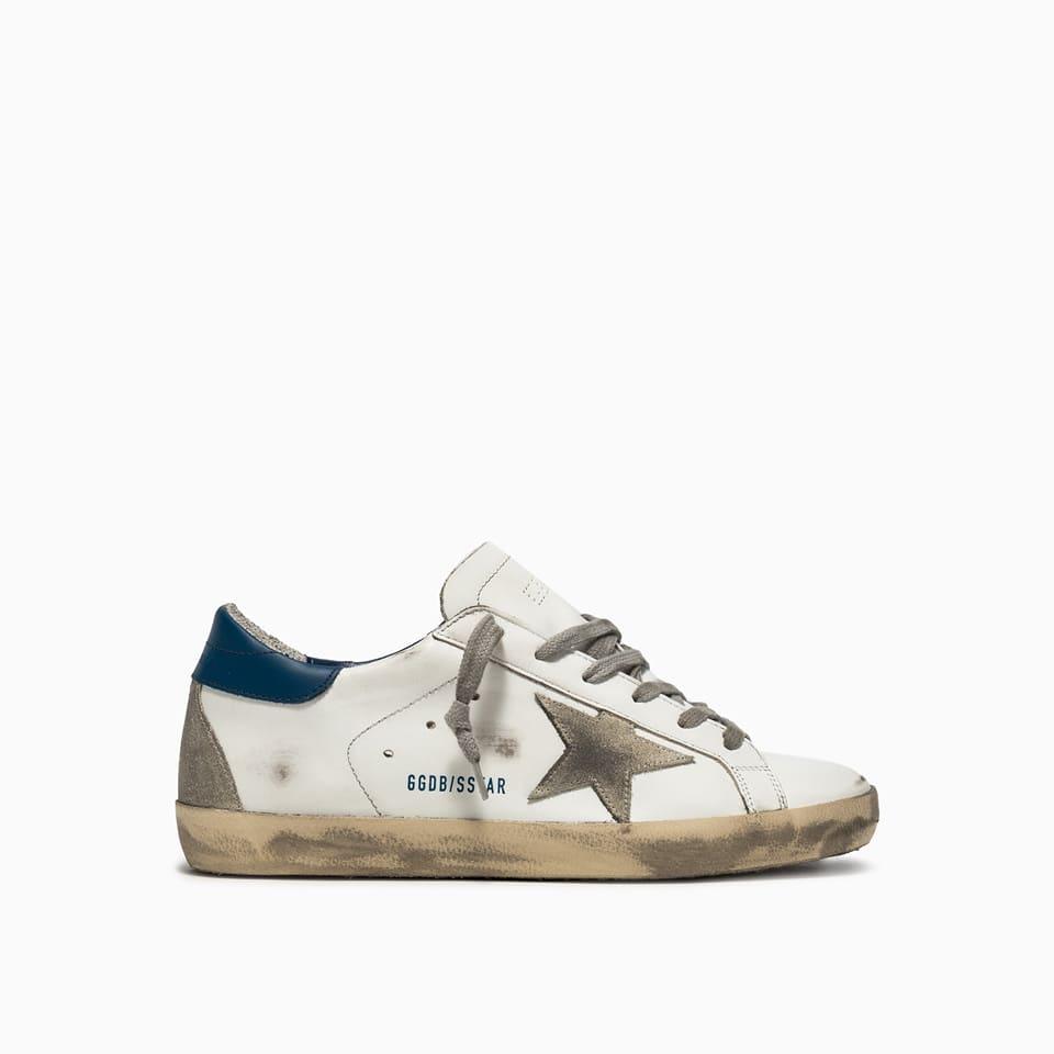Golden Goose Super Star Sneakers Gwf00101. f002181