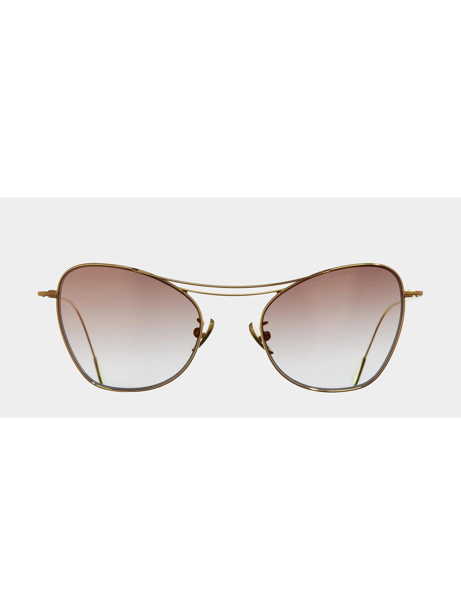 Cutler and Gross 1307GPL/01 Eyewear