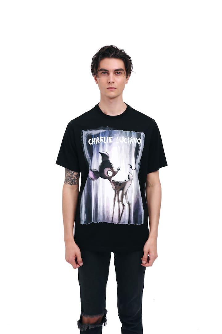Bambi Unisex Print T-Shirt