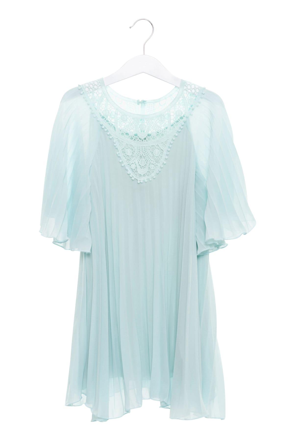 Chloé Plissé Dress