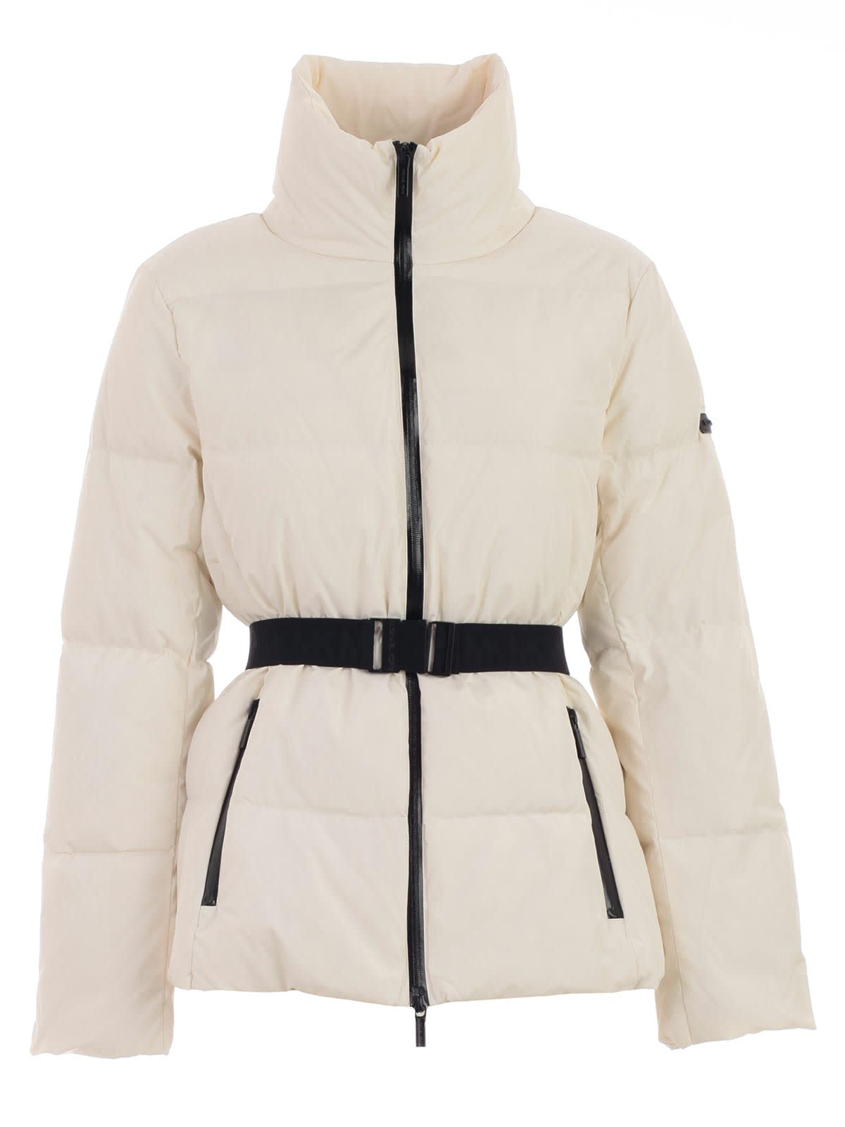 MICHAEL Michael Kors Padded Jacket W/belt